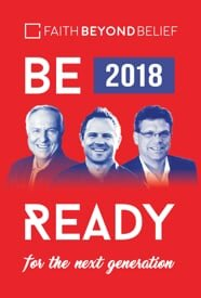 Be Ready 2018 Conference Recordings   $75 - Digital Streaming    $39 - MP3 Audio (plus shipping)    $49 - DVD (plus shipping)