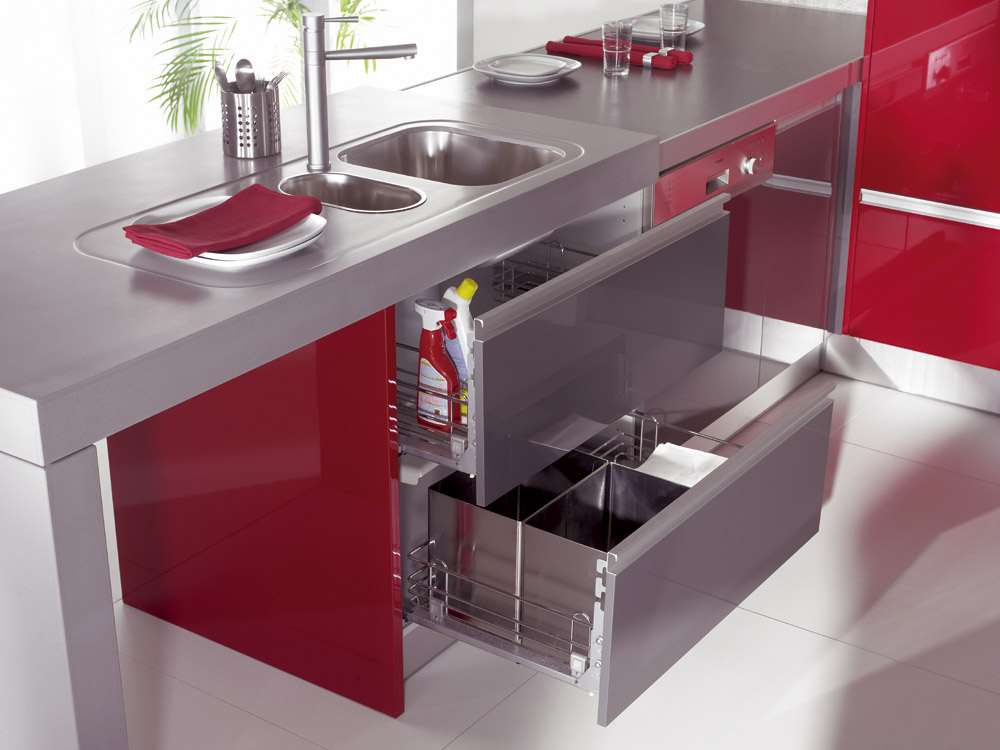 Lower Cabinets for Kitchen Sink