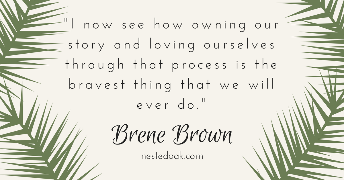 Vulnerability Quote Birth Story