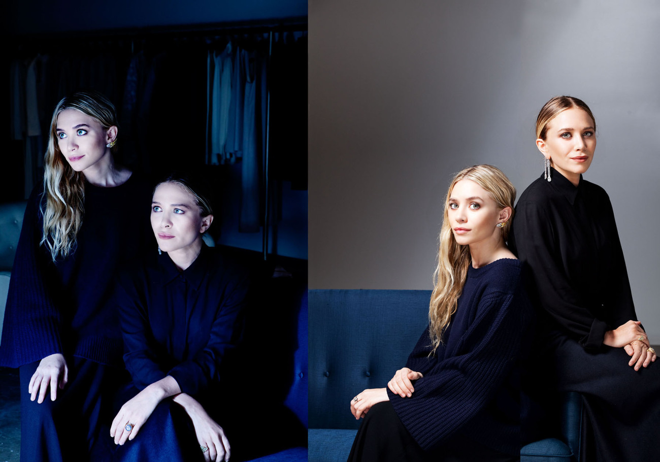 Mary-Kate and Ashley Olsen | The Row | The Wall Street Journal