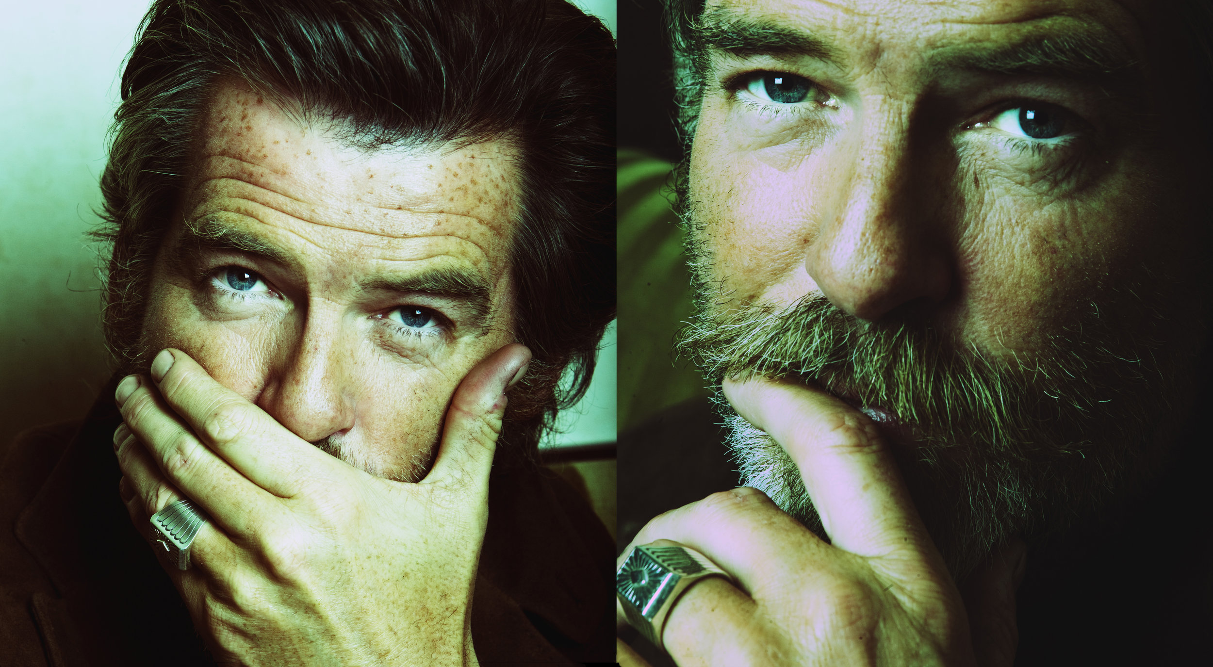 Pierce Brosnan | actor | The Matador | The Boston Globe