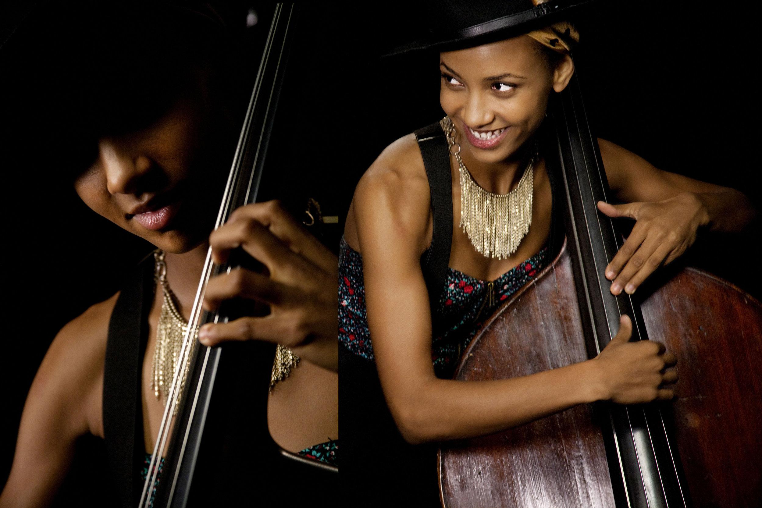 Esperanza Spalding | jazz musician, singer | The Boston Globe