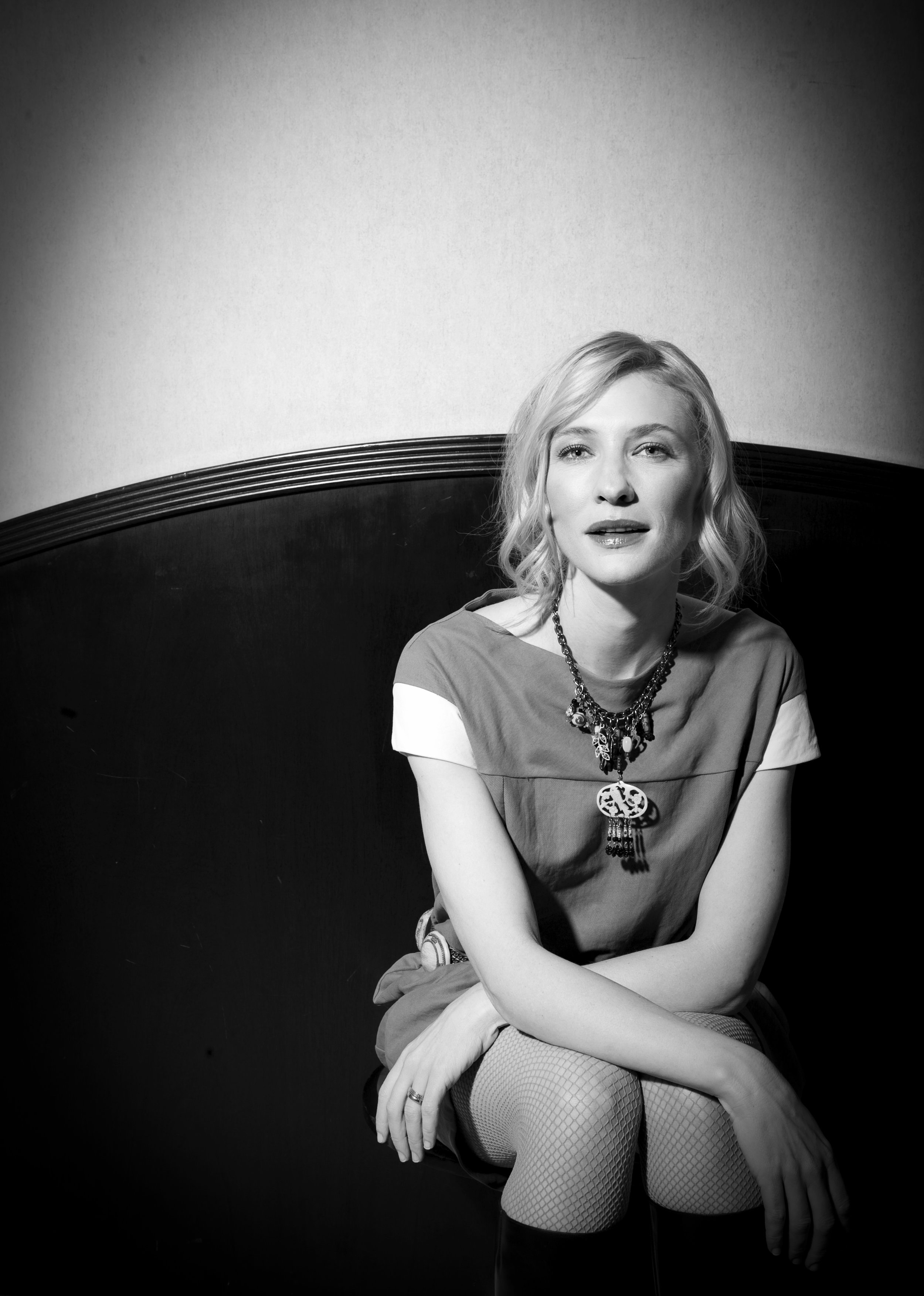 Cate Blanchett | actor | Notes On A Scandal | The Boston GLobe