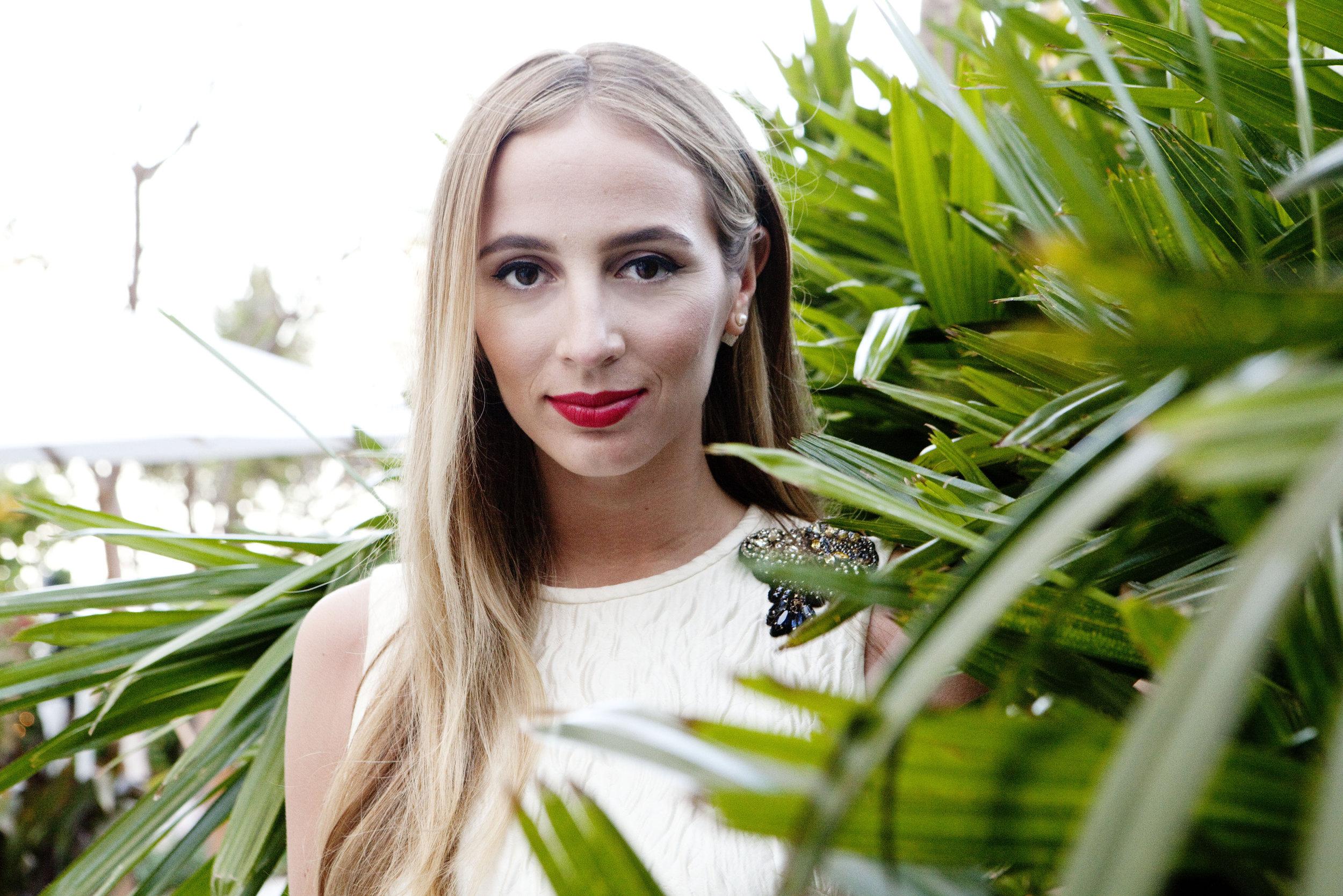 Harley Viera Newton | model/DJ