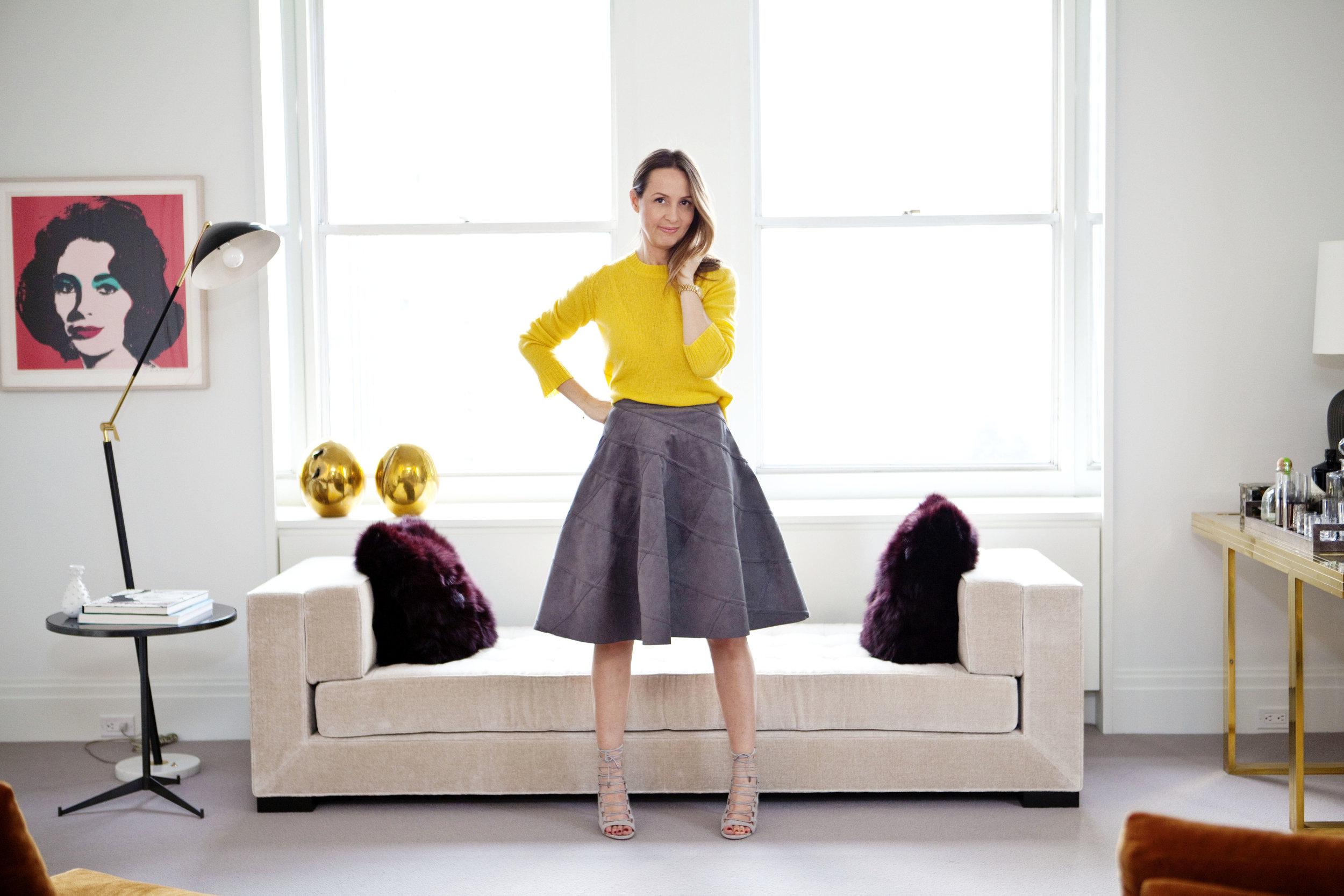 Amalia Spinardi | fashion designer for Jo de Mer