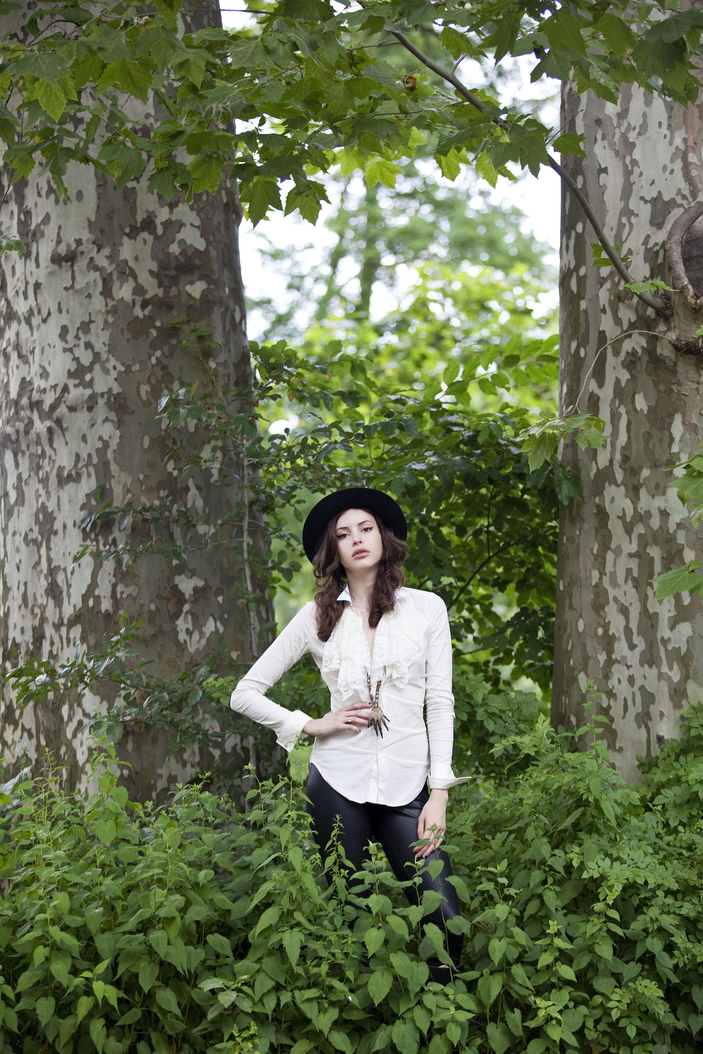 Charlotte Kemp Muhl | model and singer