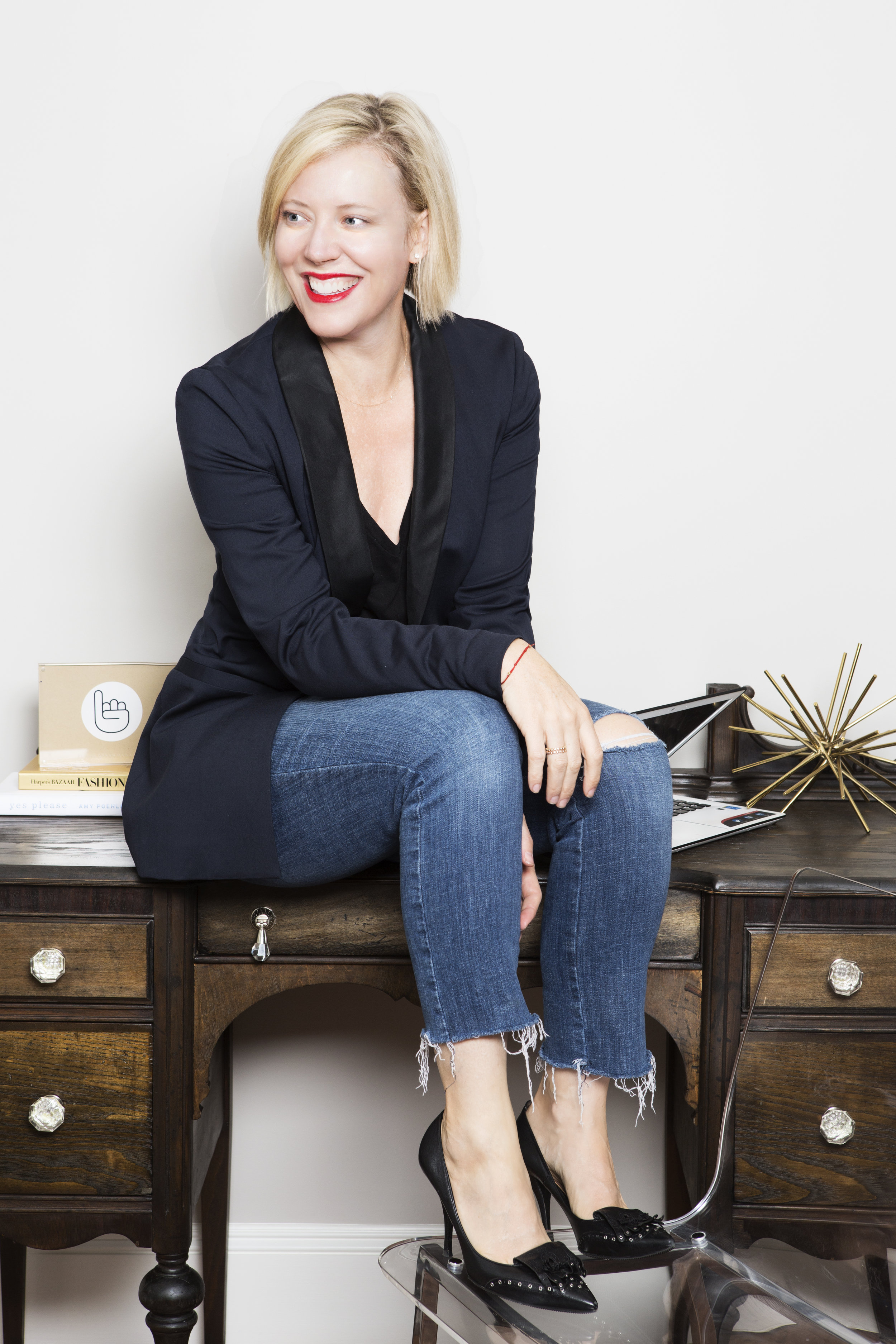 Kate Foster Lengyel | founder, of SwearBy