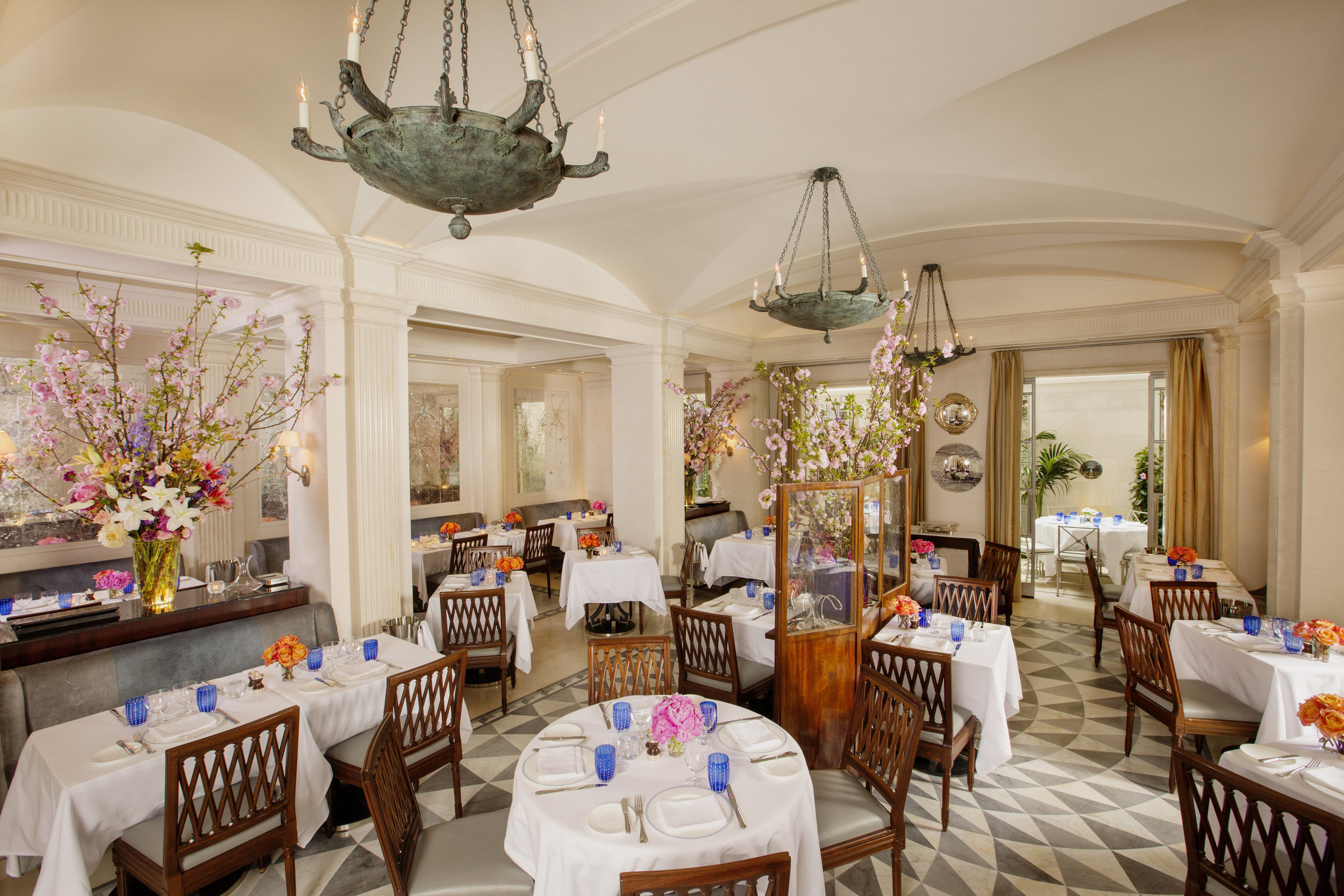 Majorelle | The Lowell Hotel