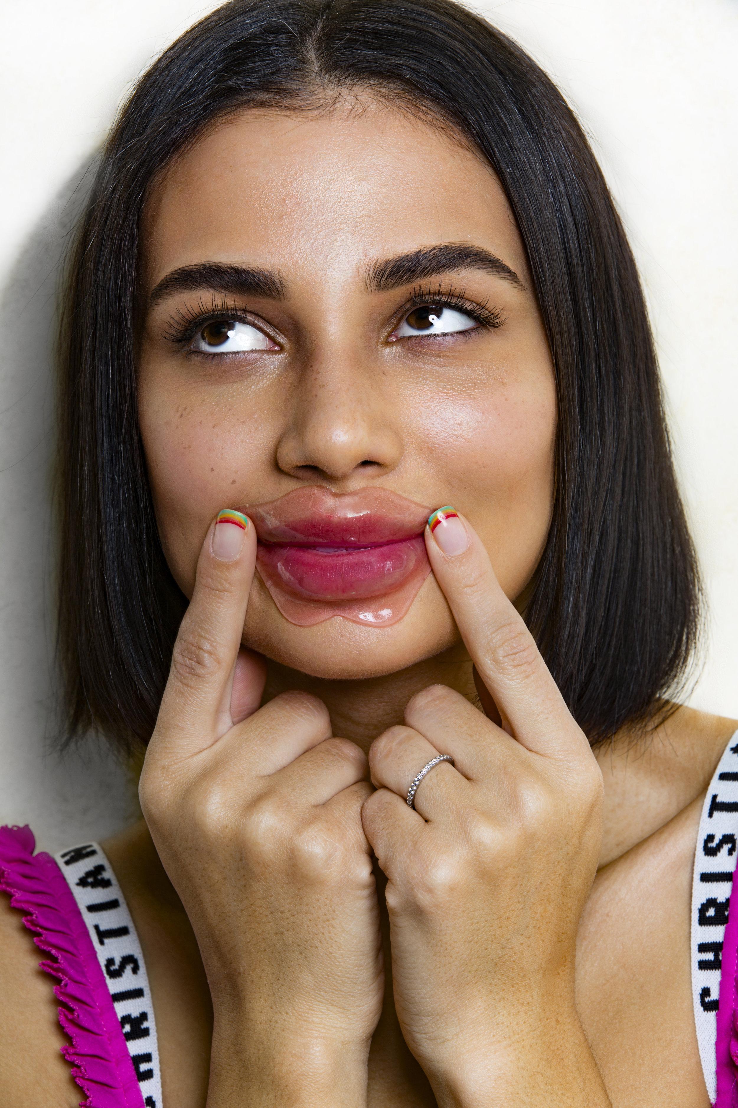 Kristen Noel Crawley | founder of KNC Beauty Lip Masks