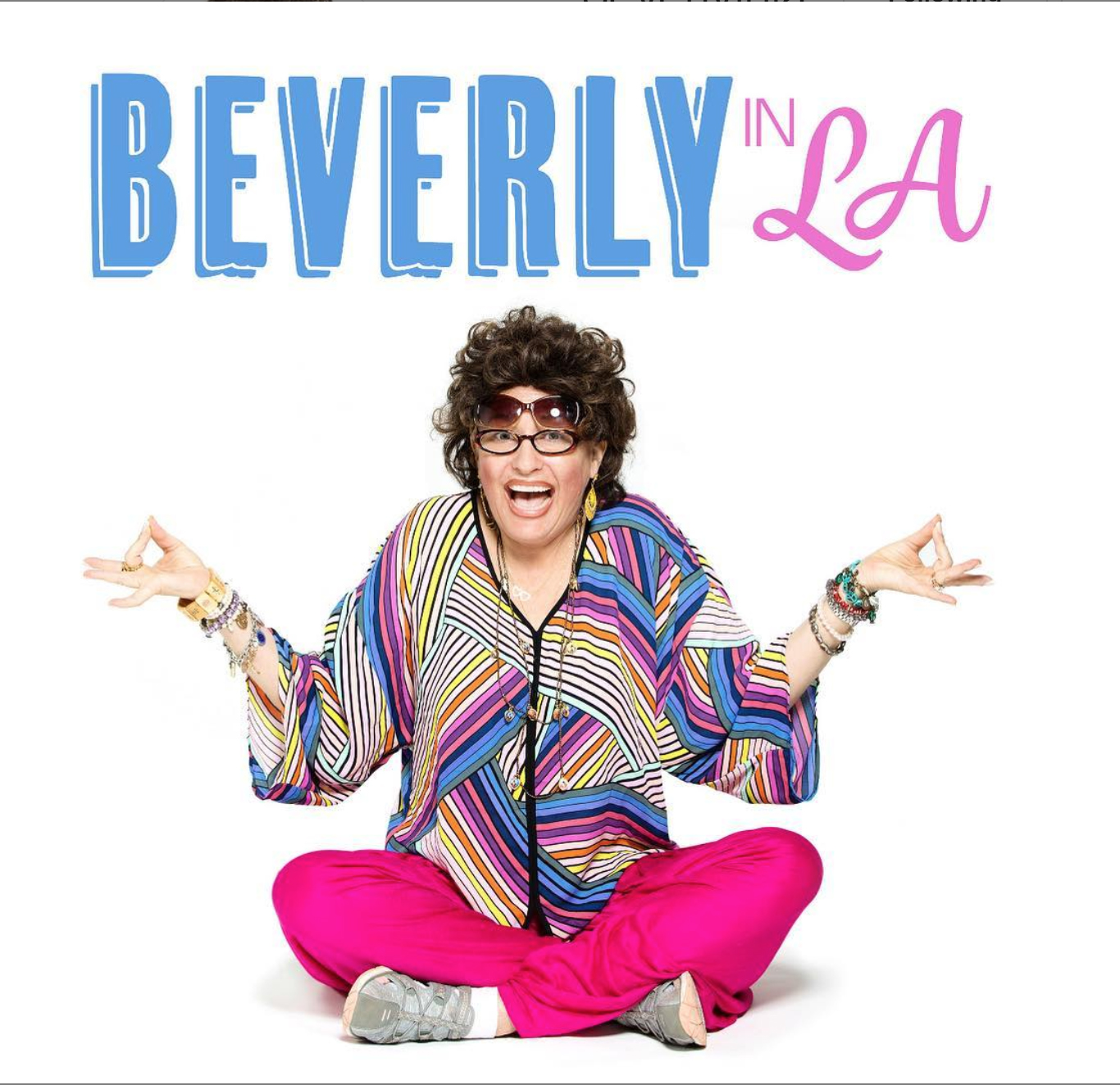 Beverly In LA for Stitcher