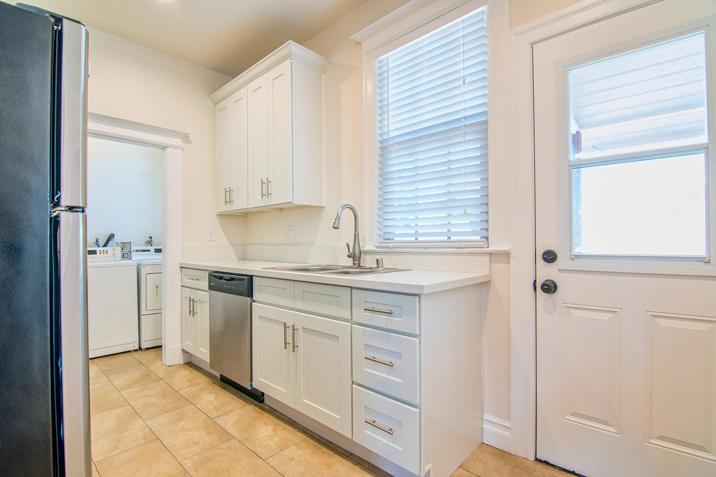Post Renovation Kitchen