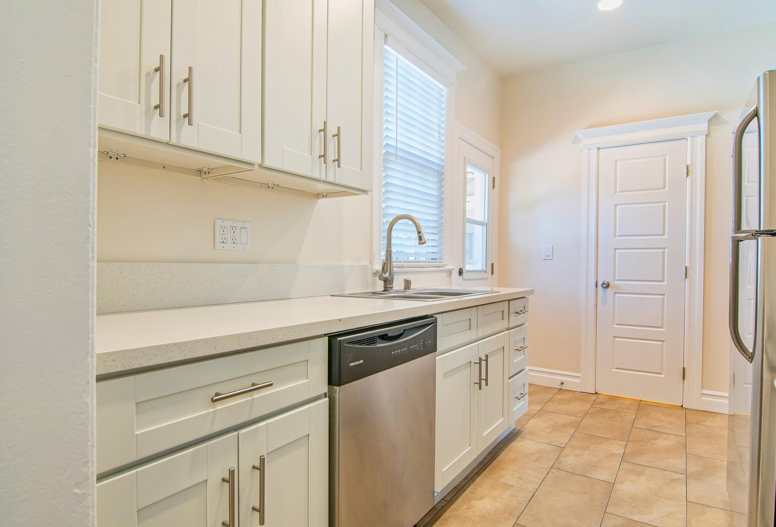 Post-Renovation Kitchen