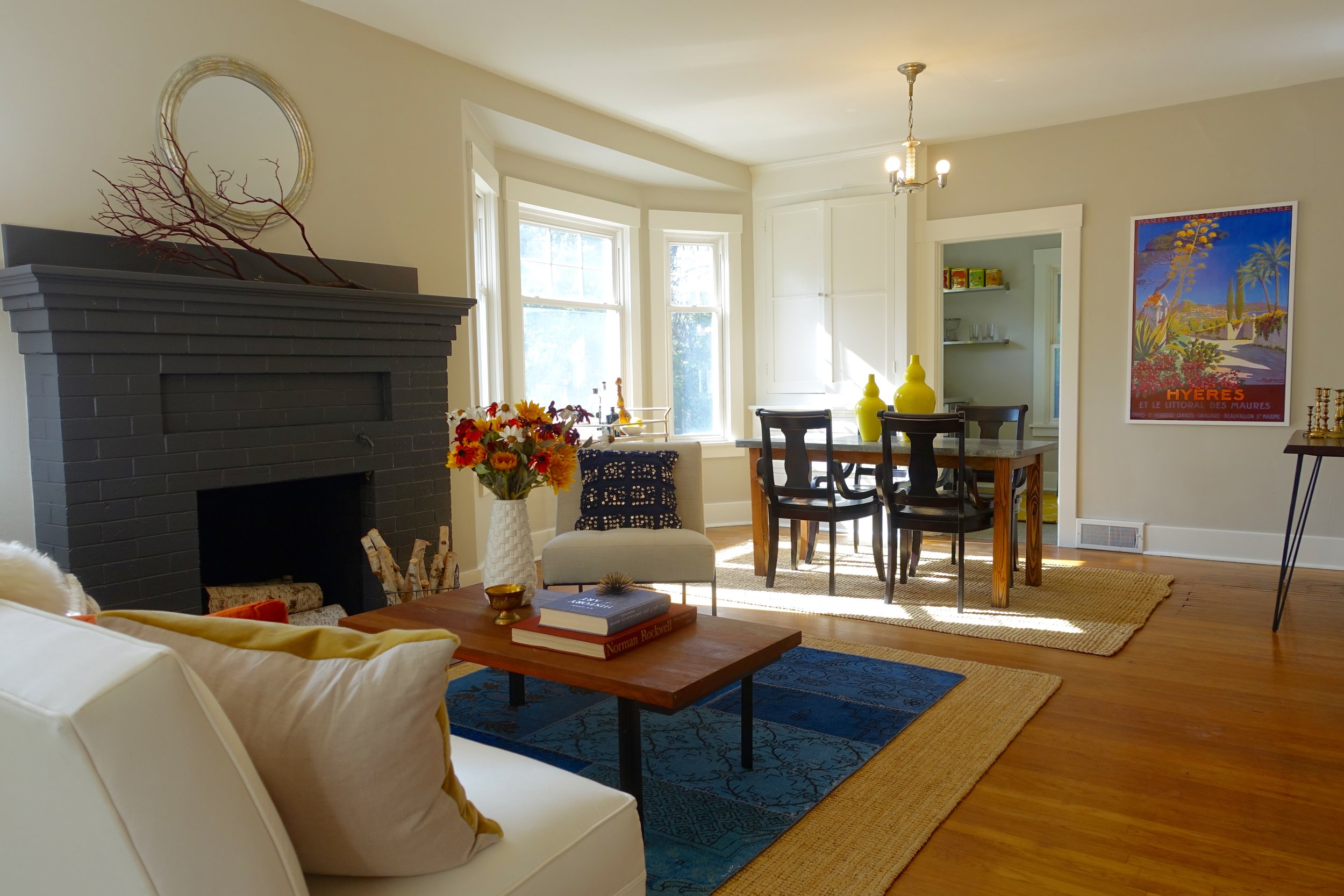 Seward Park Bungalow: Before & After