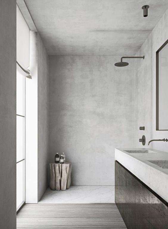Bathroom including Shower & Basin