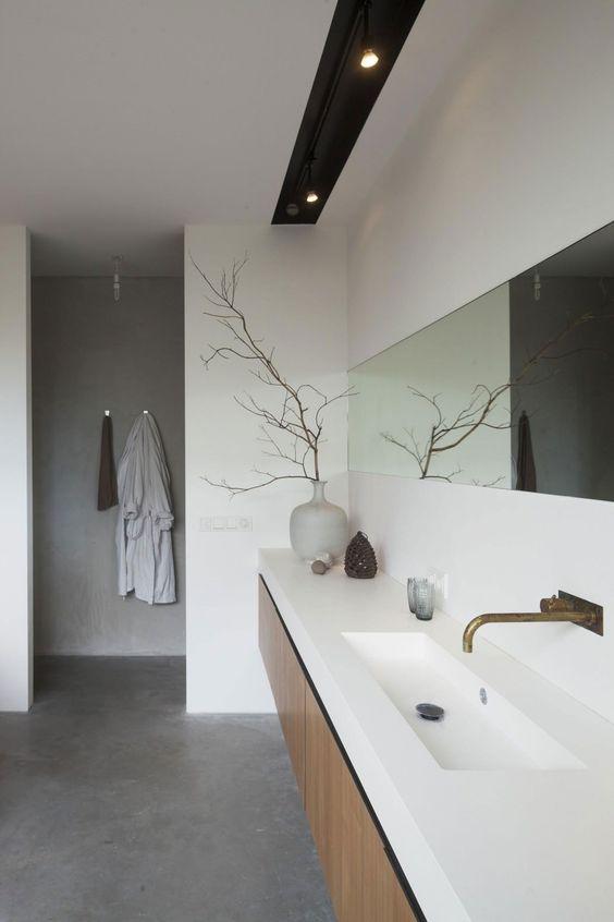 alternative surfaces x-bond seamless stone bathroom