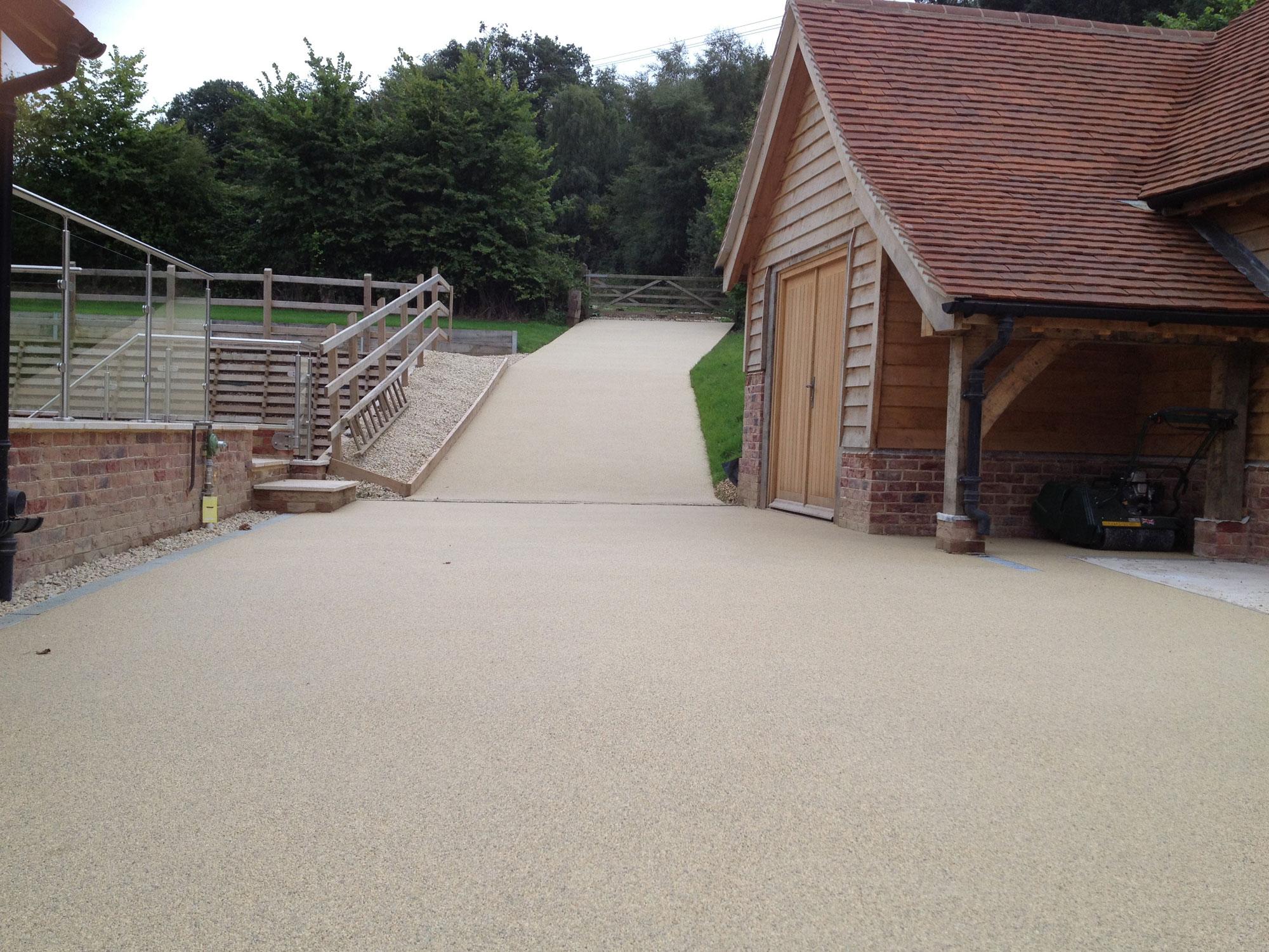 alternative surfaces terradec water permeable floor