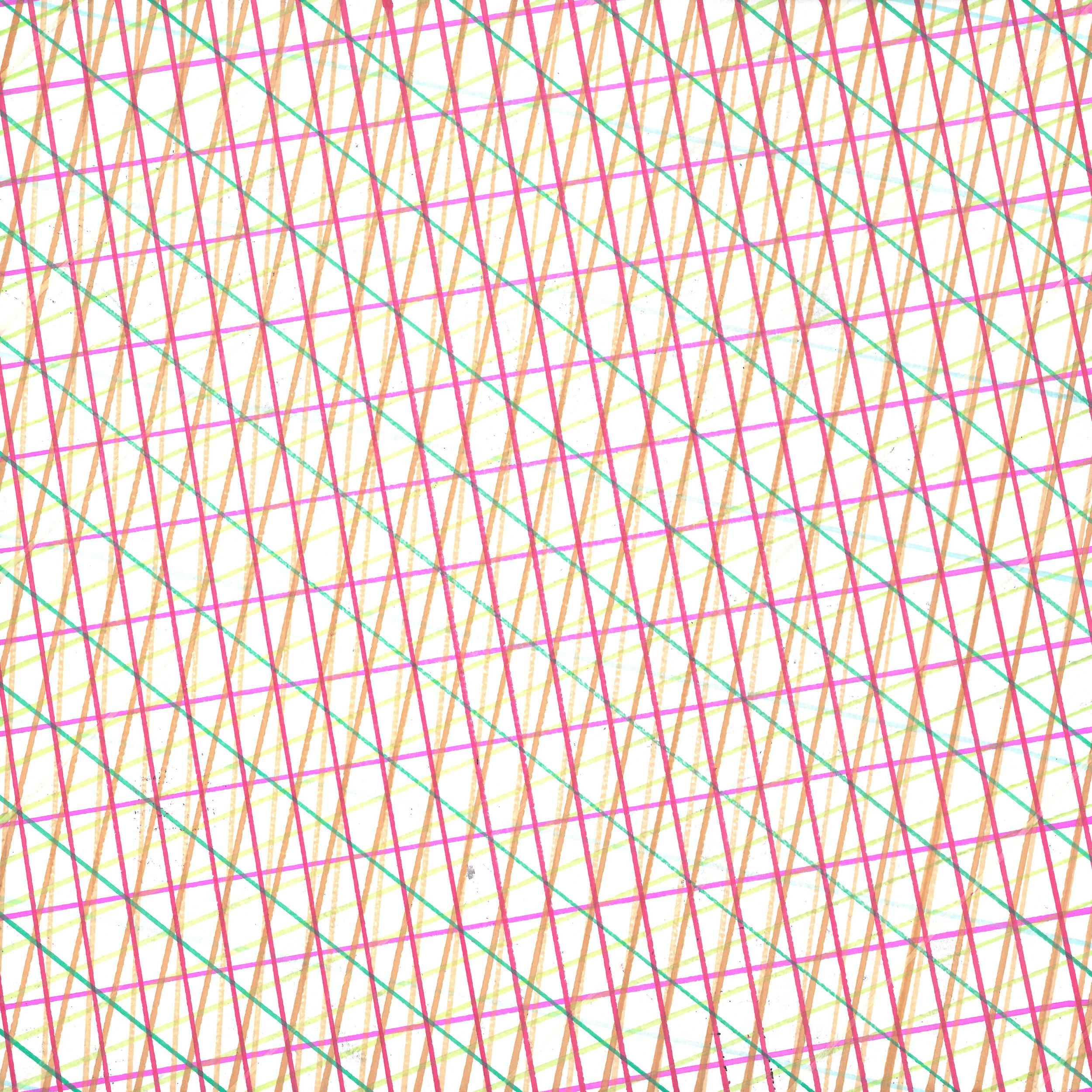 Slanted Checker Series VI