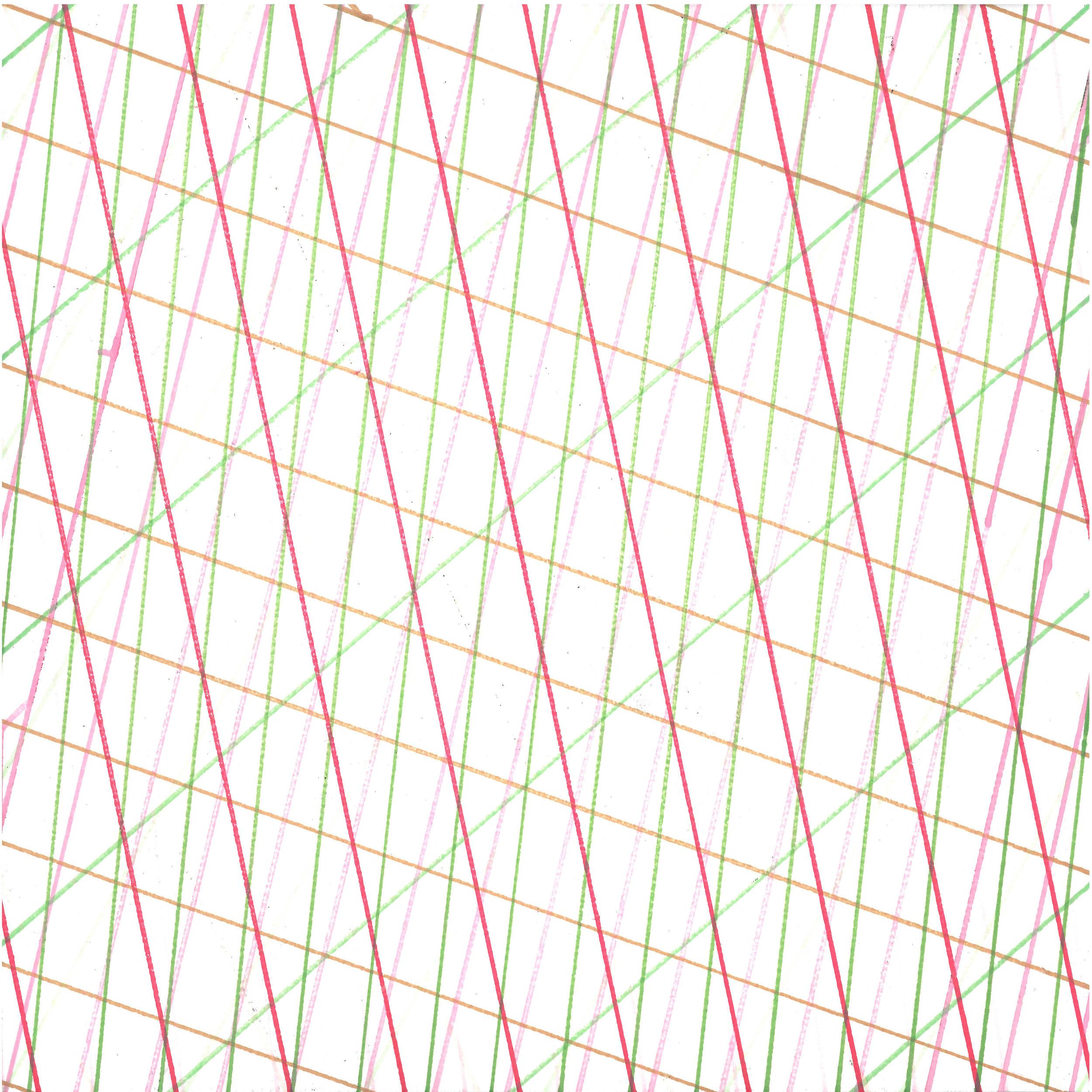 Slanted Checker Series VII