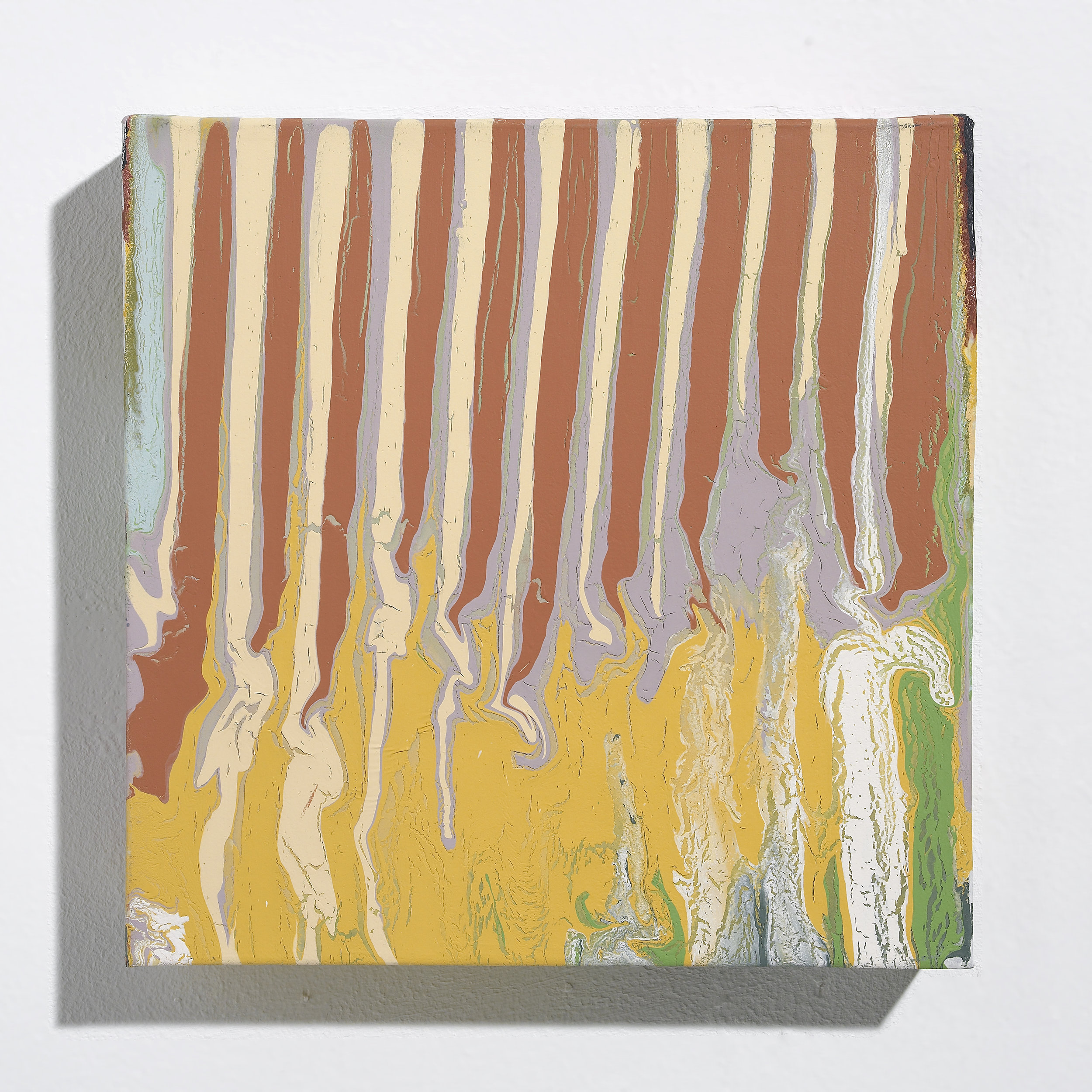 Acrylic Paint Dripping Studies I