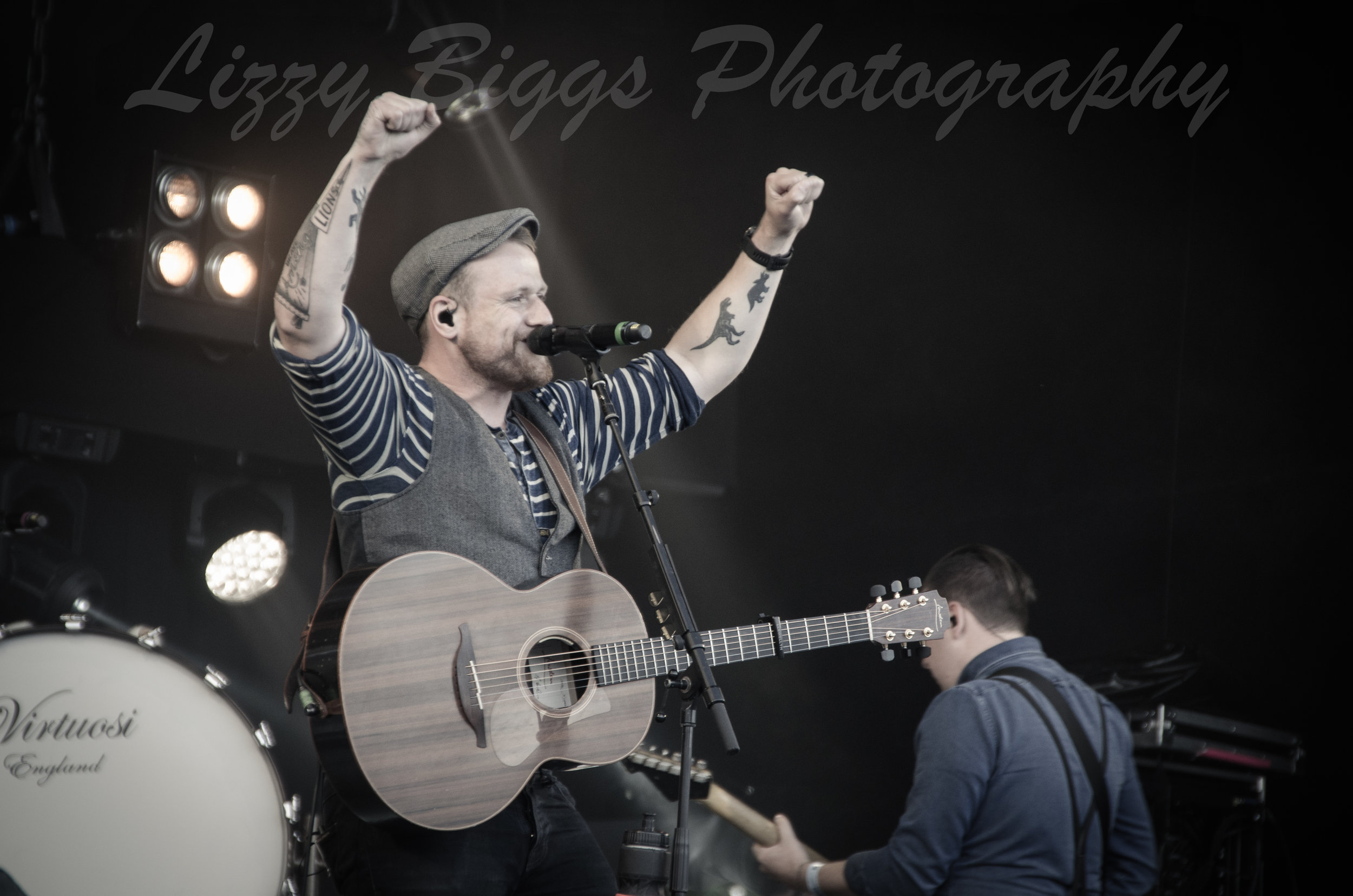 Rend Collective at Big Church Day Out North