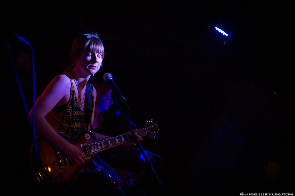 Olivia Street, guitarist
