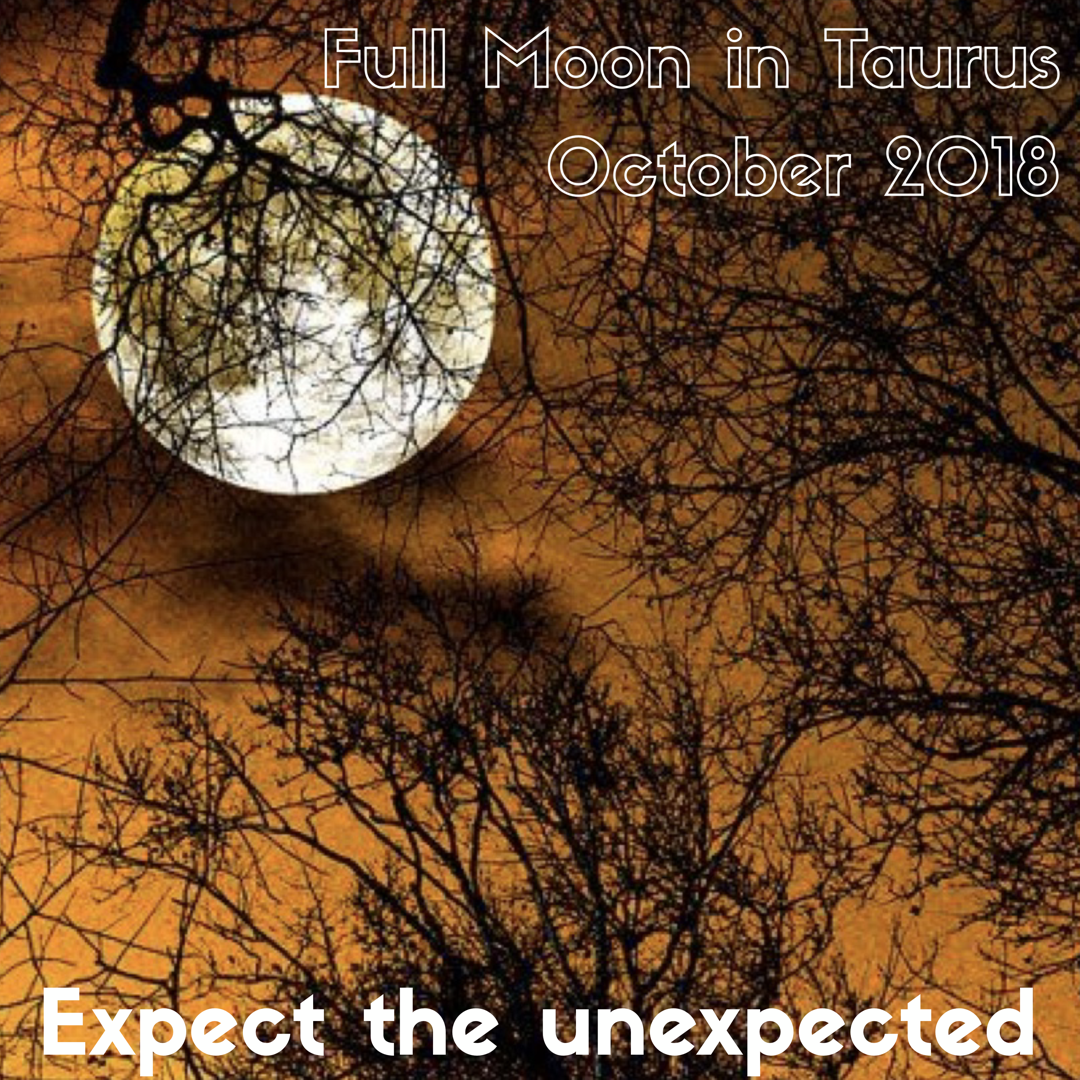 As far as Full Moons go, this is an intense one….