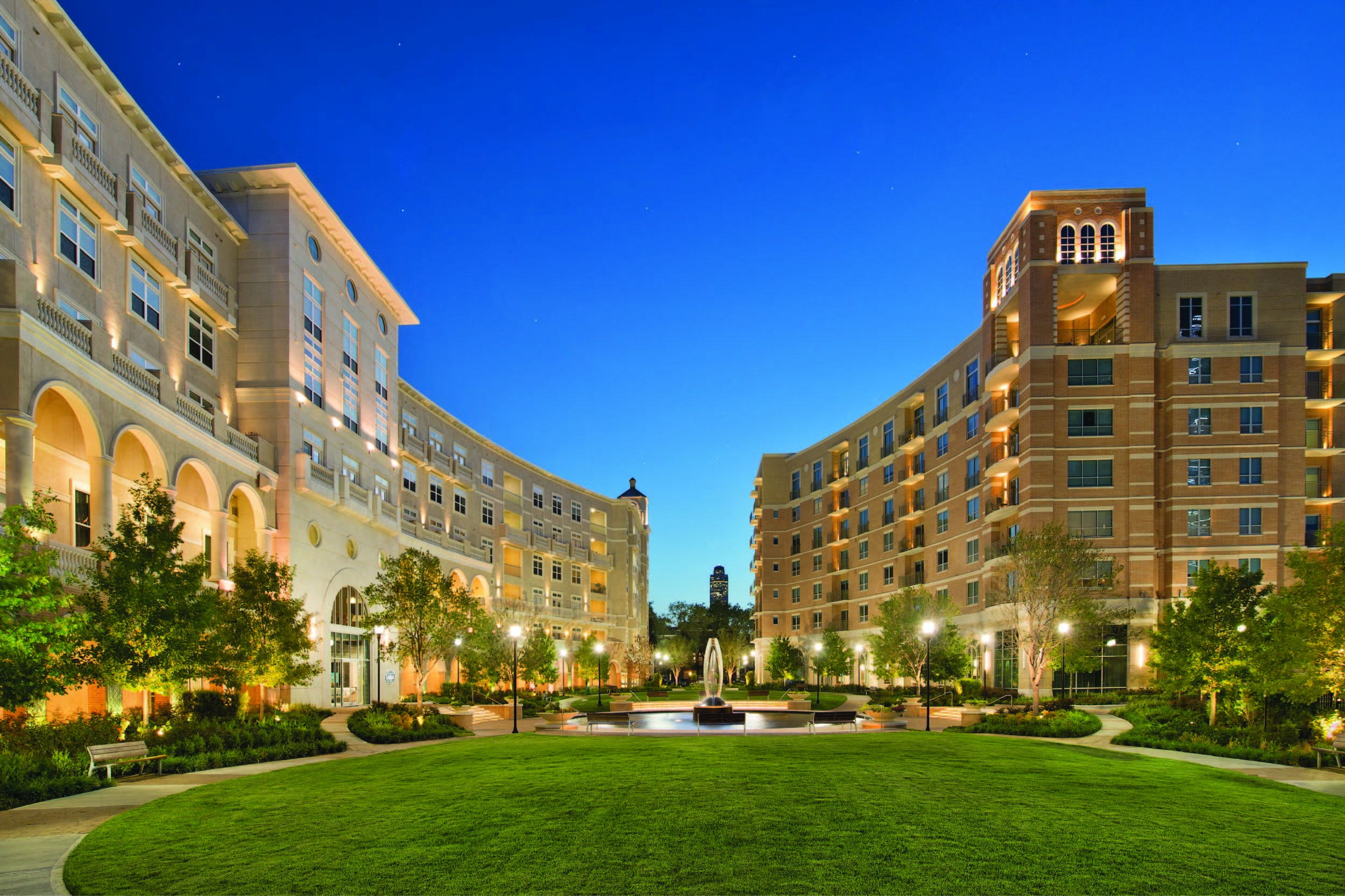 RESIDENTIAL -Multifamily - Click to view multifamily residential projects.