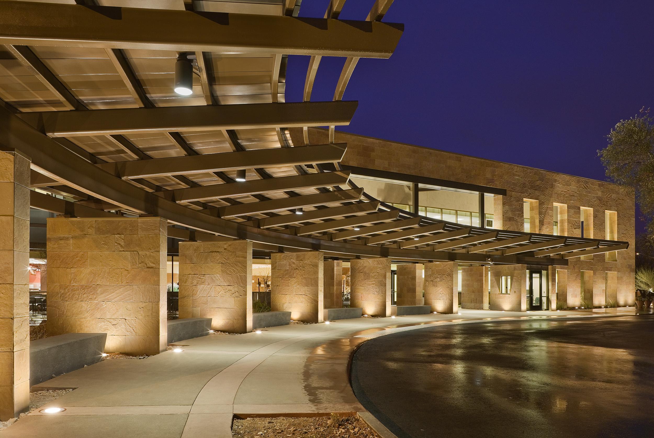 UNIVERSITY OF ARIZONA CANCER CENTER   Tucson, Arizona