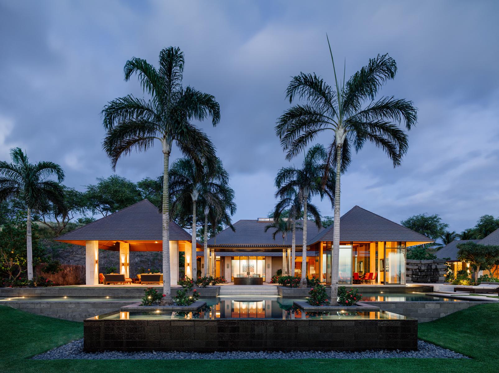 PRIVATE RESIDENCE | South Kohala Coast, Hawaii