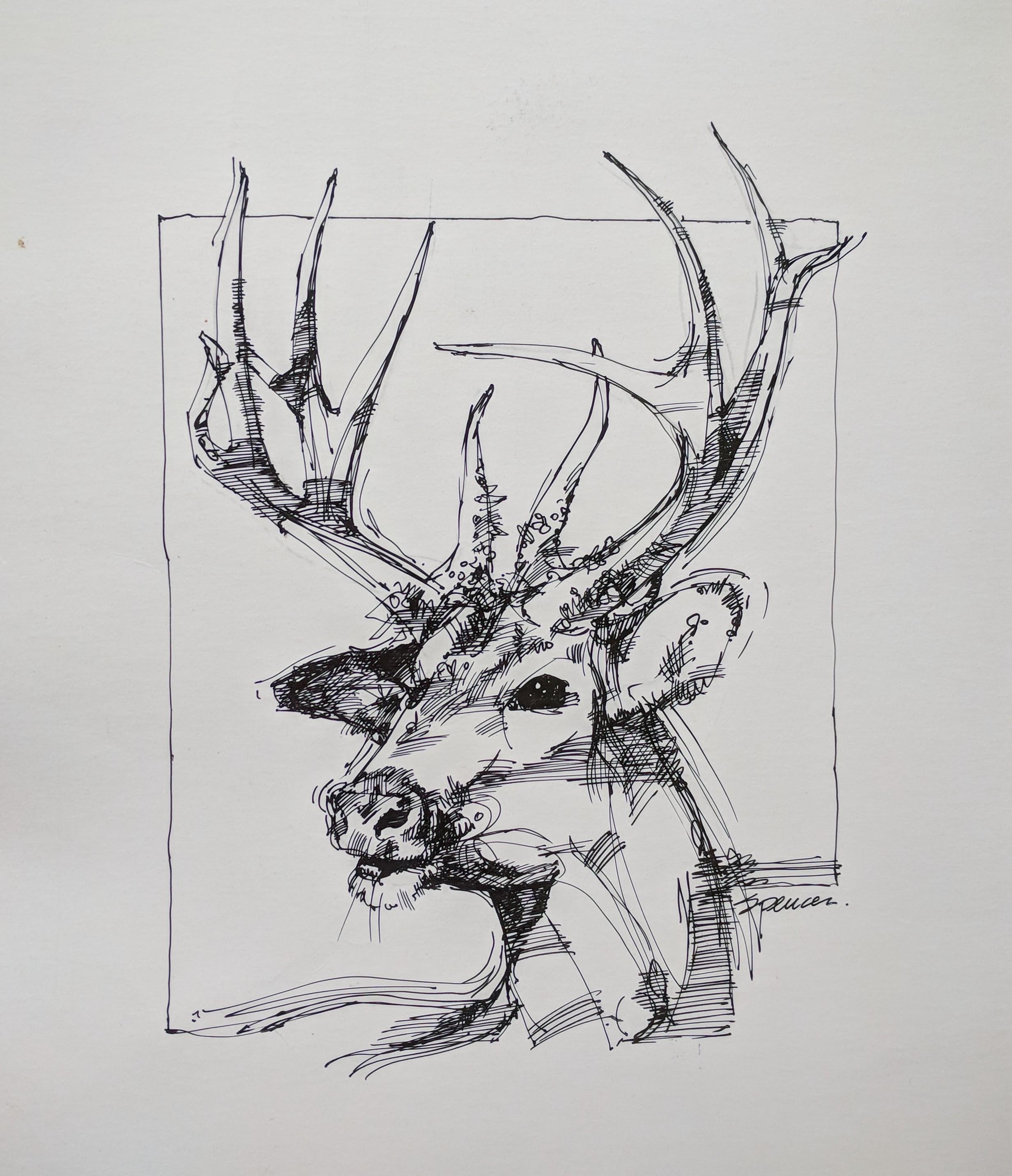 As the Deer. -