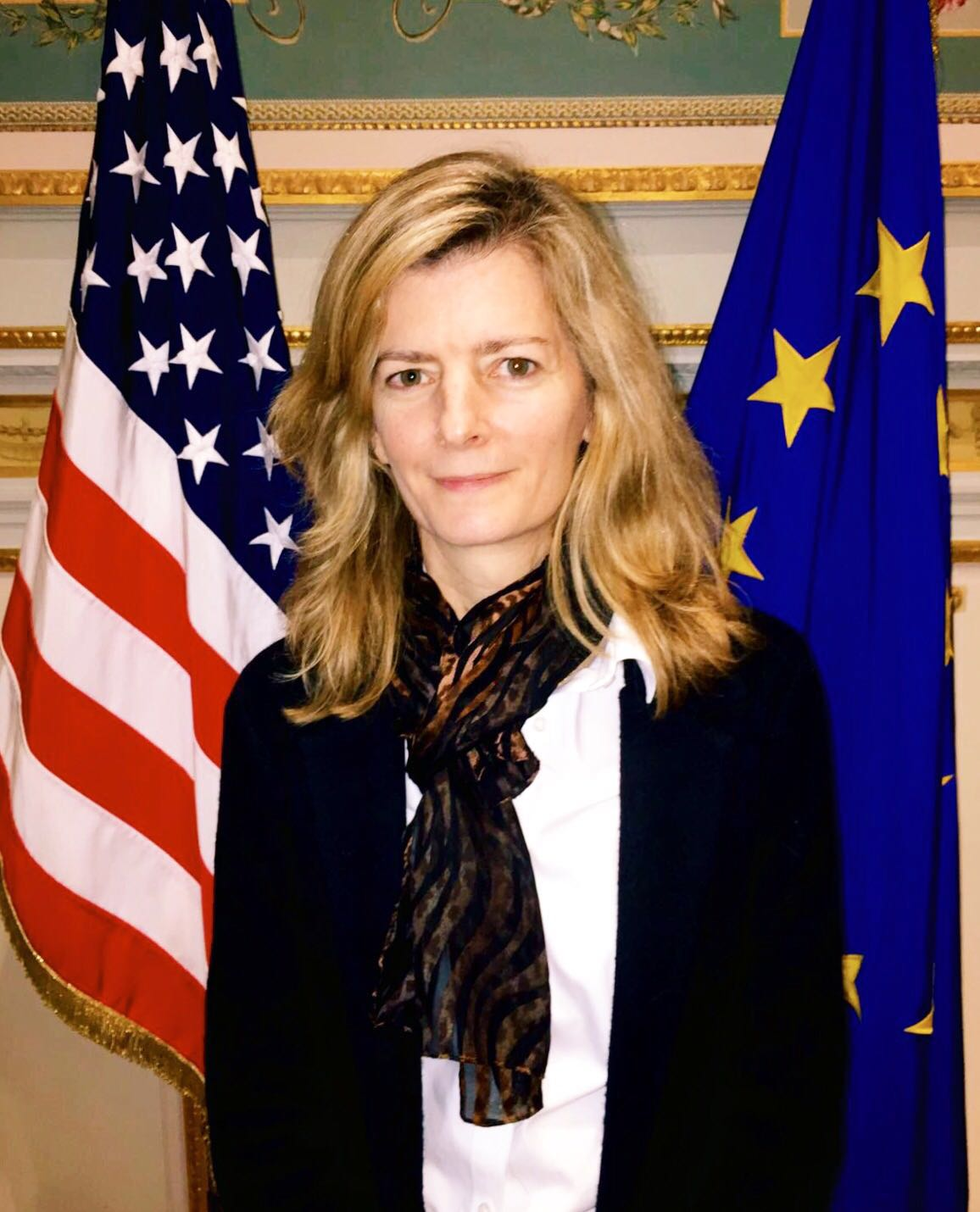 Julie Carduccu  Regional Commercial Officer for Europe  U.S. Commercial Service