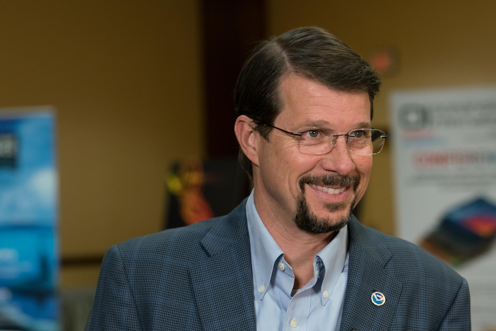 Carl Gouldman  Deputy Director  U.S. Integrated Ocean Observing System (IOOS)