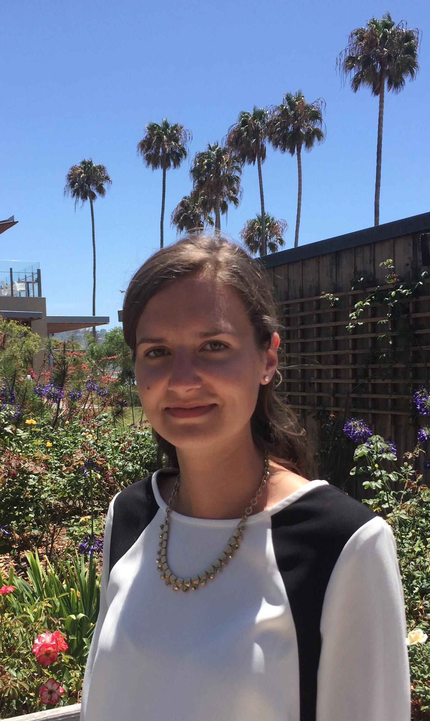 Gwen Nero  Director of Business Development  Scripps Institution of Oceanography