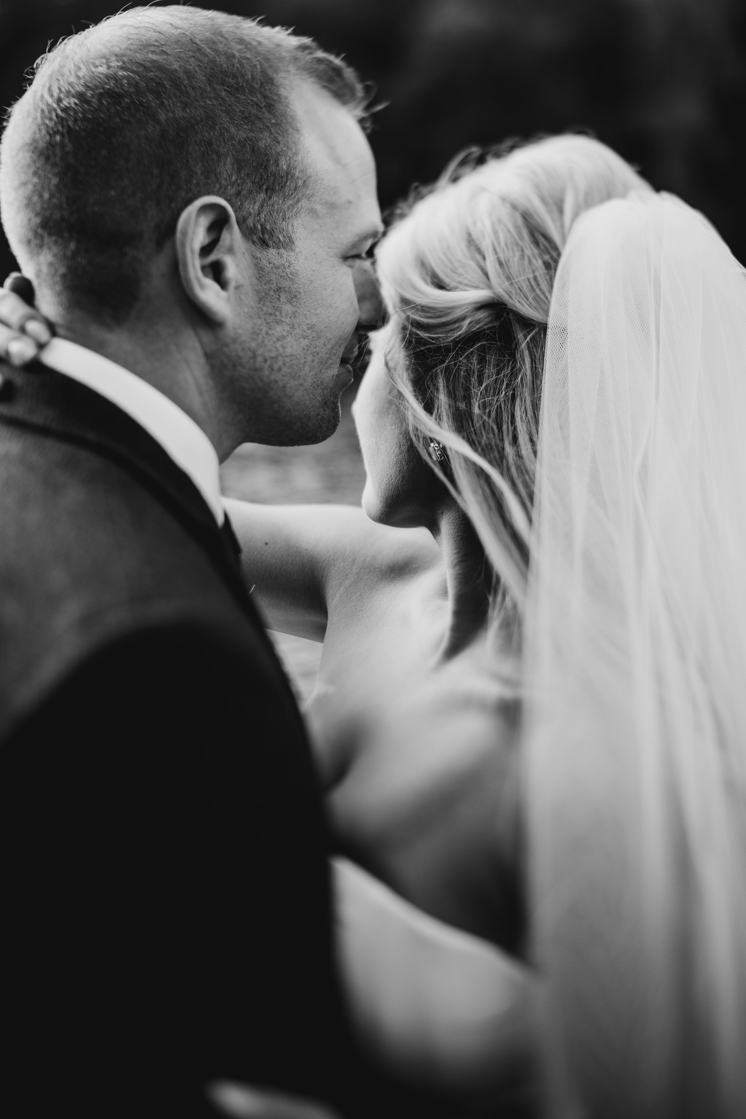 A country wedding in Shropshire