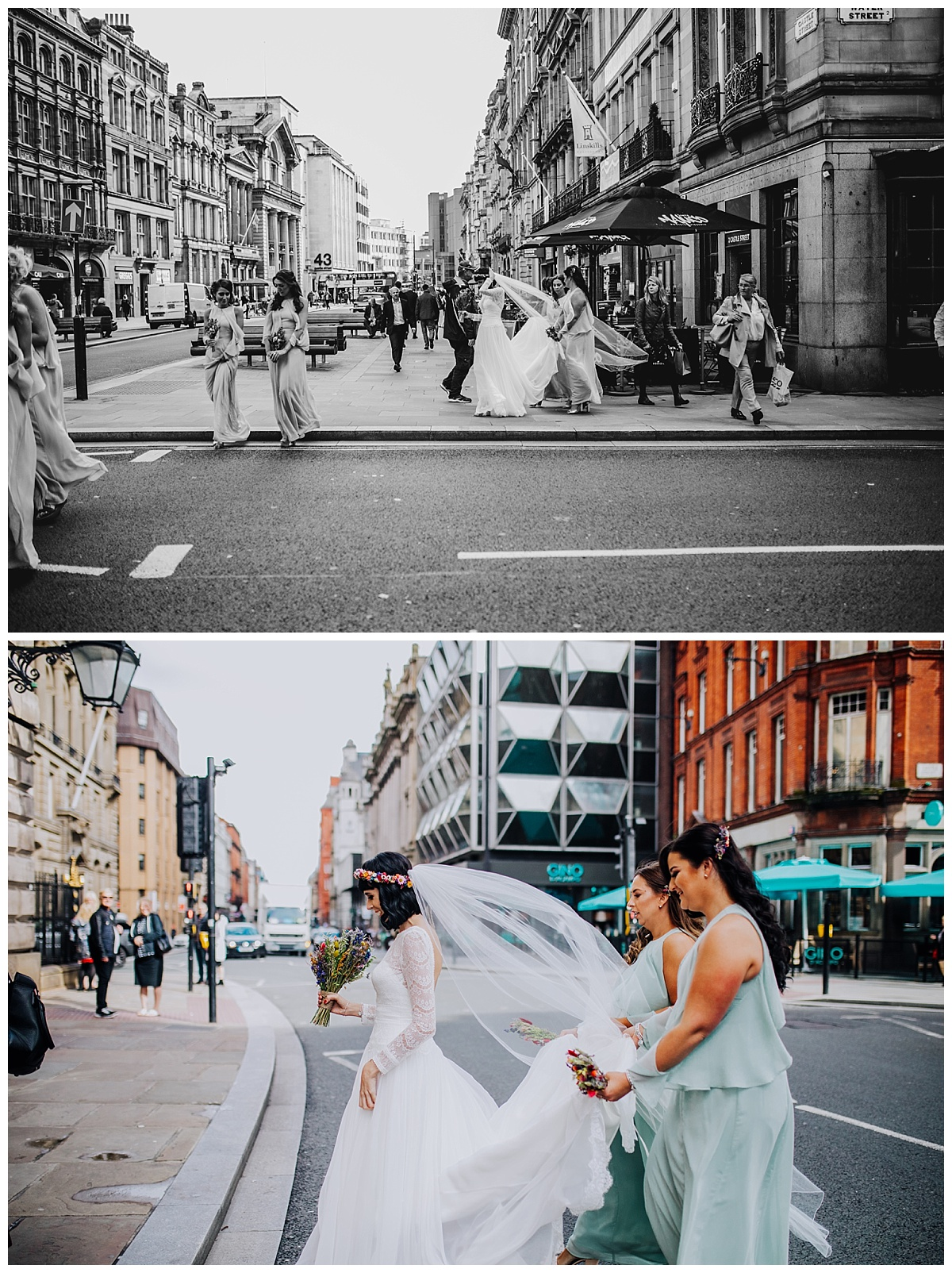 A burning man festival themed wedding at Constellations - Liverpool