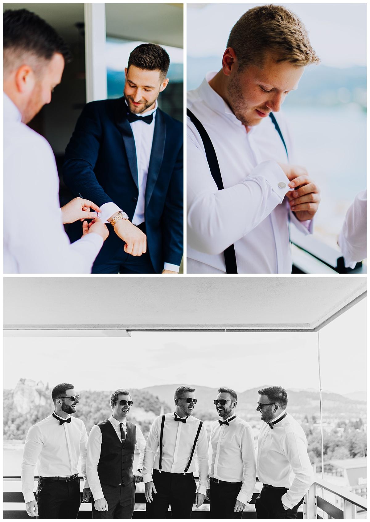 A destination wedding on Lake Bled - Slovenia, Ljubljana