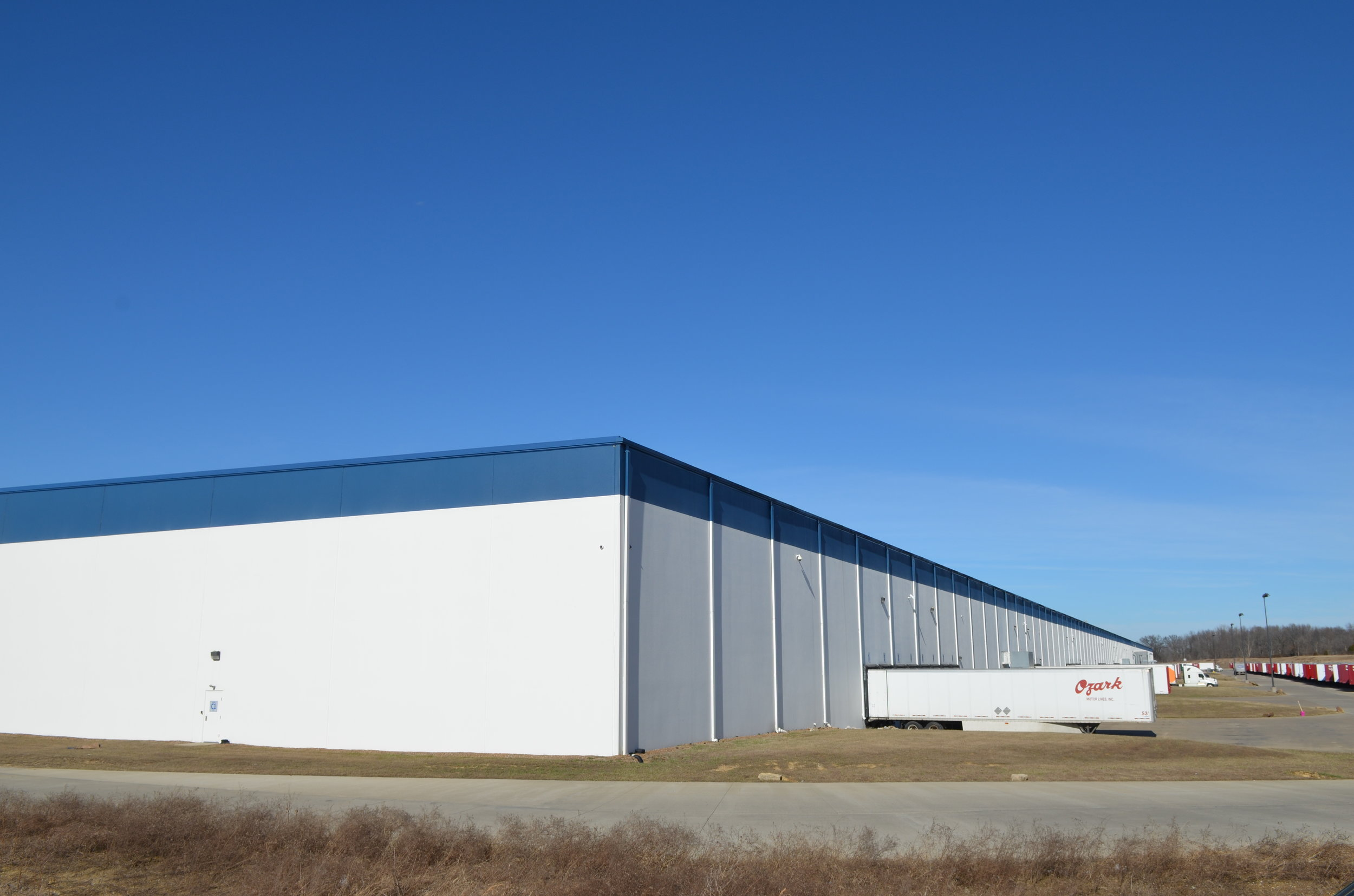 Berry Plastics Warehouse Addition