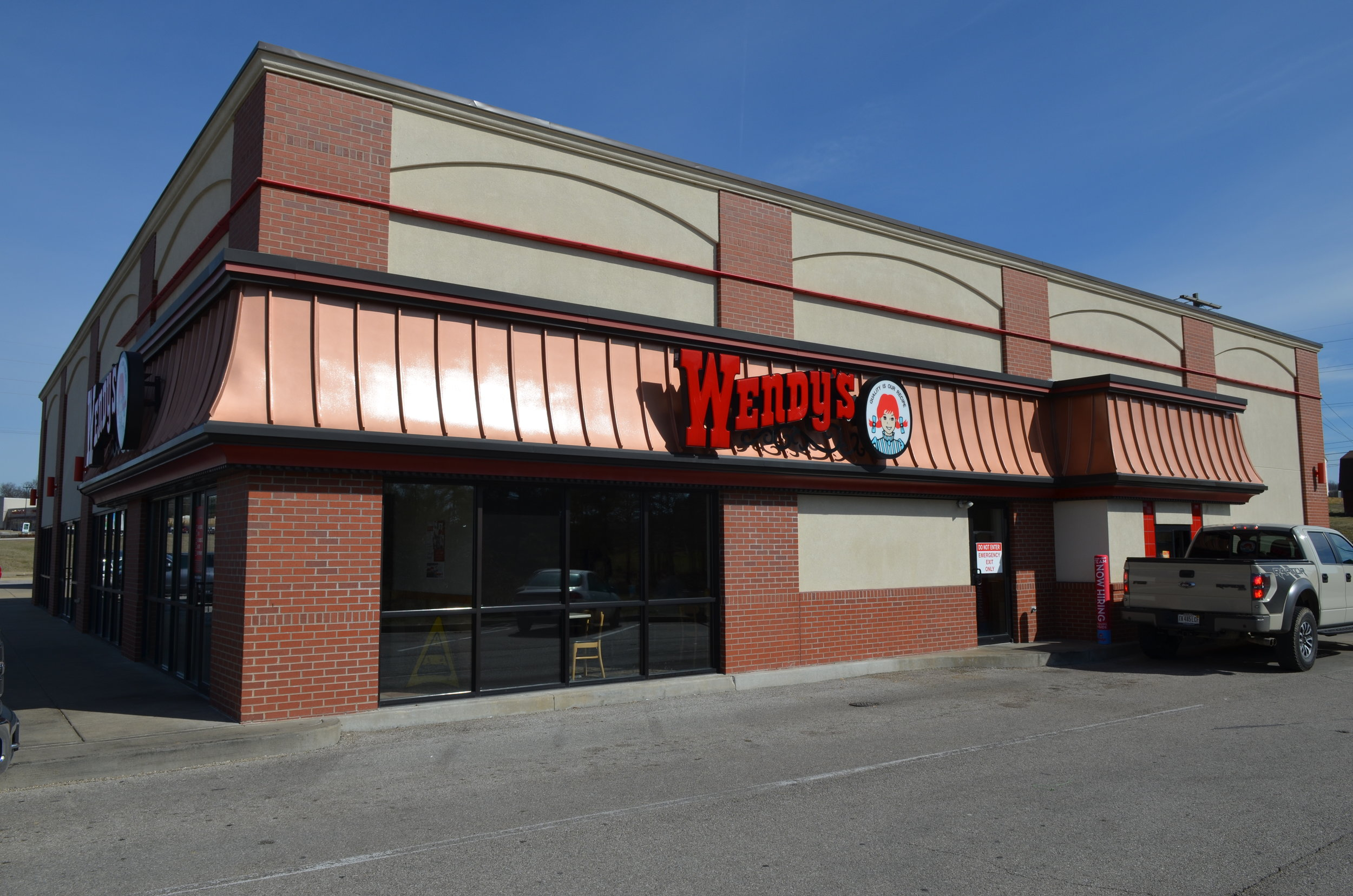 Wendy's Chase Plaza
