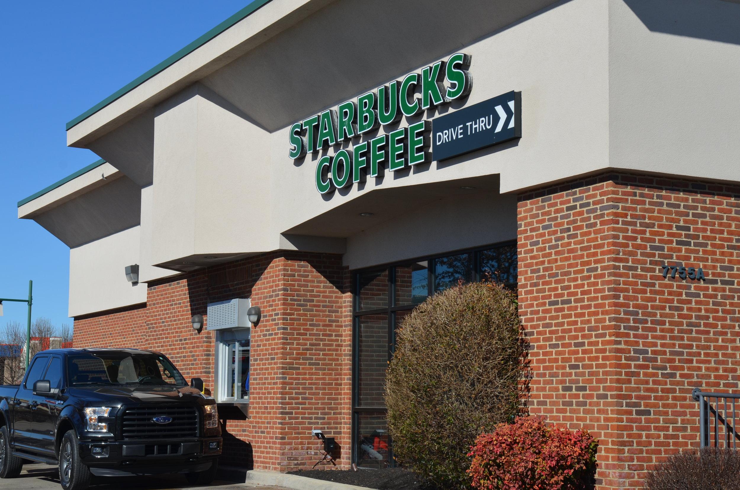 Starbucks Newburgh