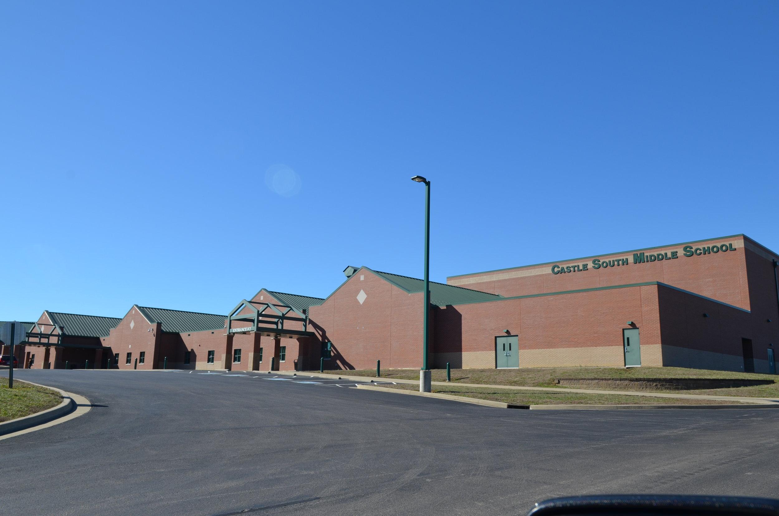 Castle South Middle School