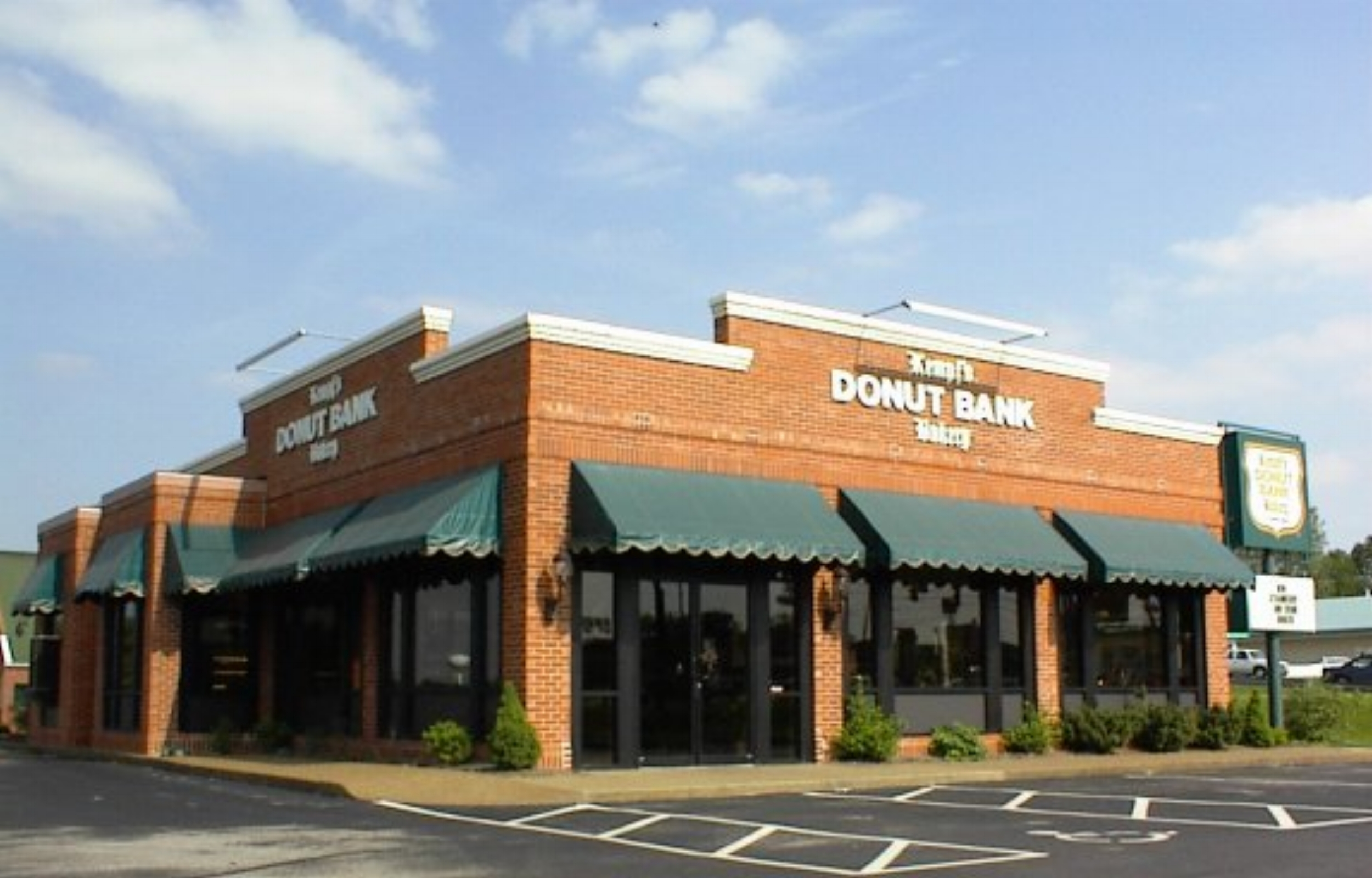 Donut Bank-St. Joe Avenue