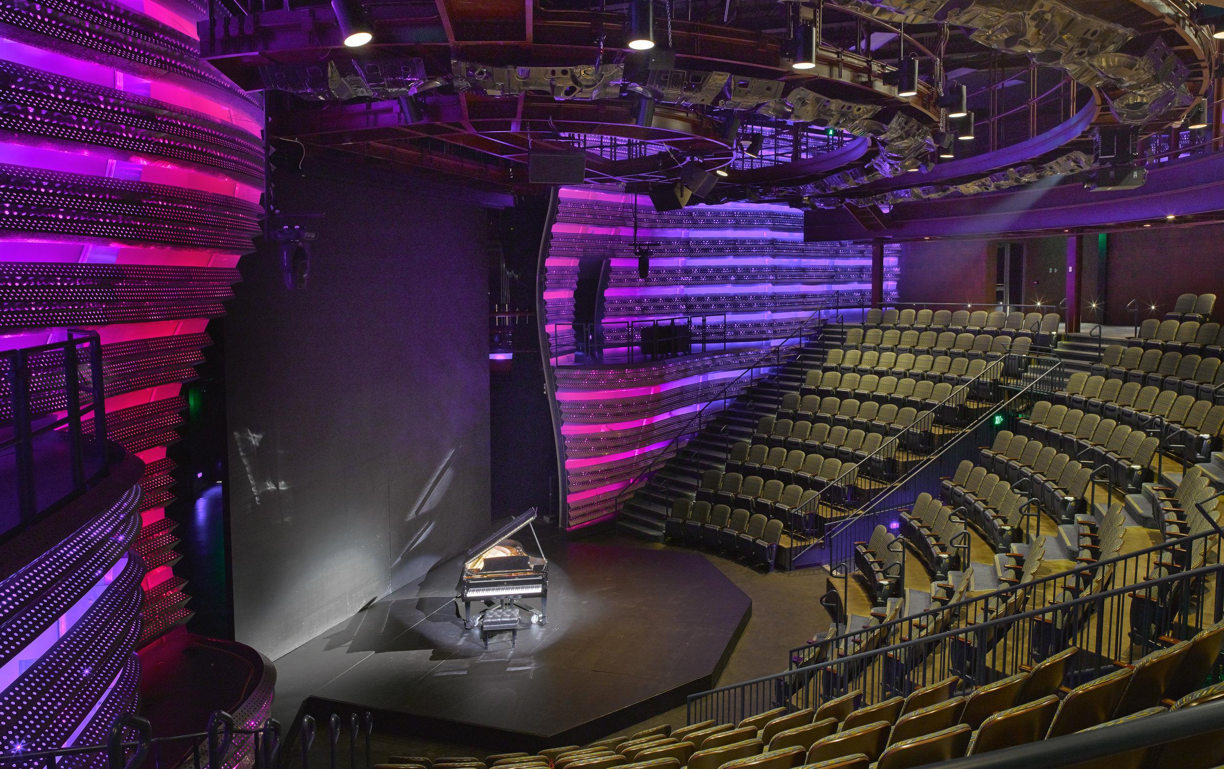 USI Teaching Theater - Evansville, Indiana
