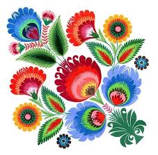 Some Polish folk art for your viewing enjoyment!