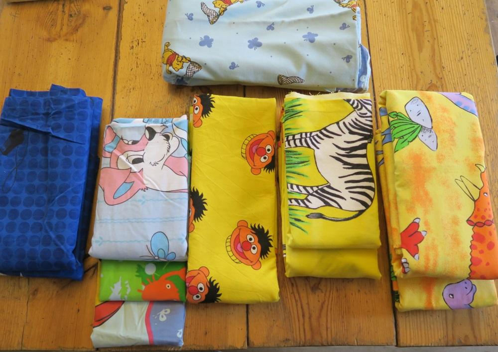 Children's themed fabrics