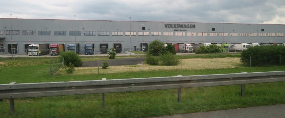 Volkswagon distribution.
