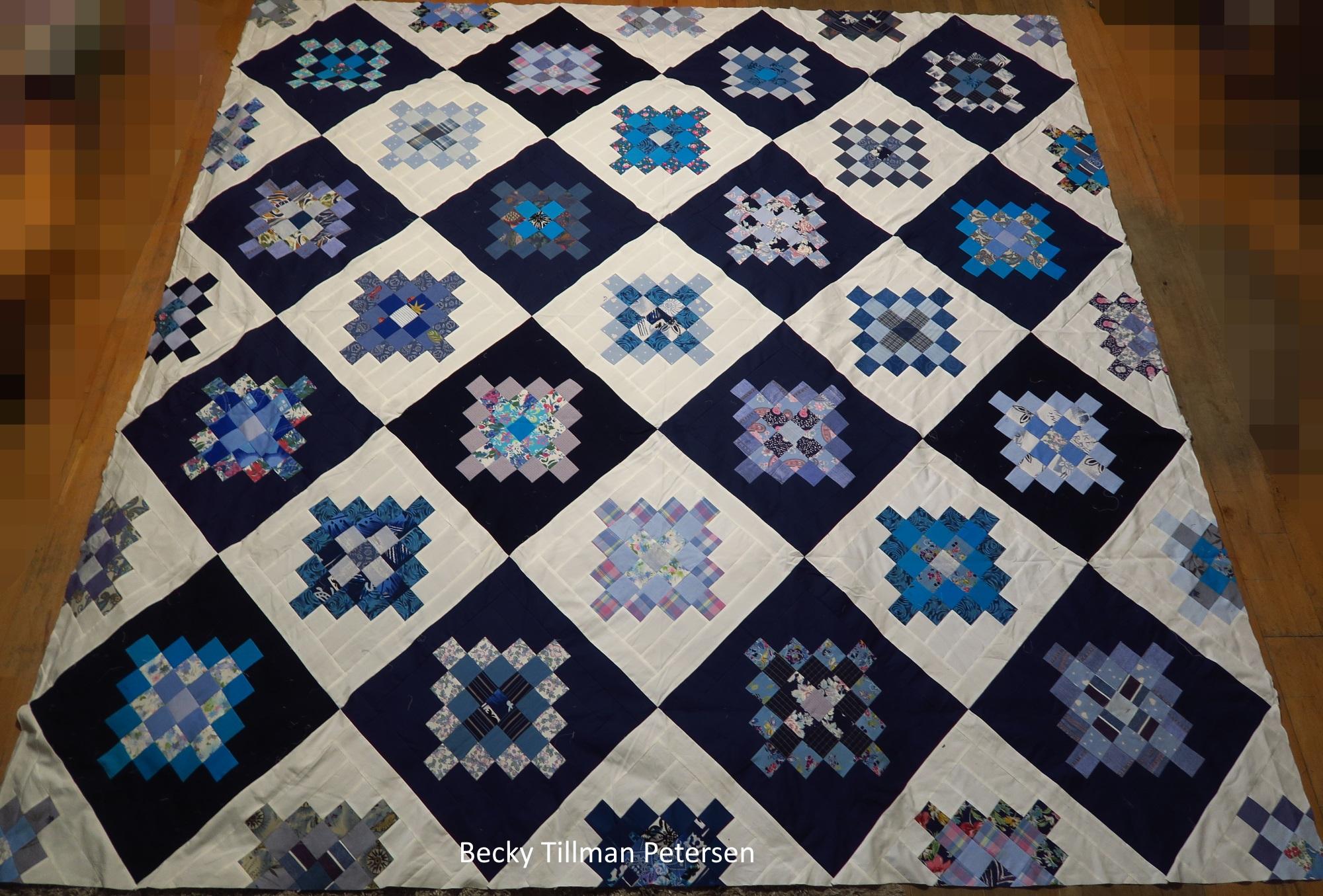 Granny's Checkerboard