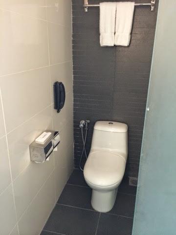 toilette in Poland