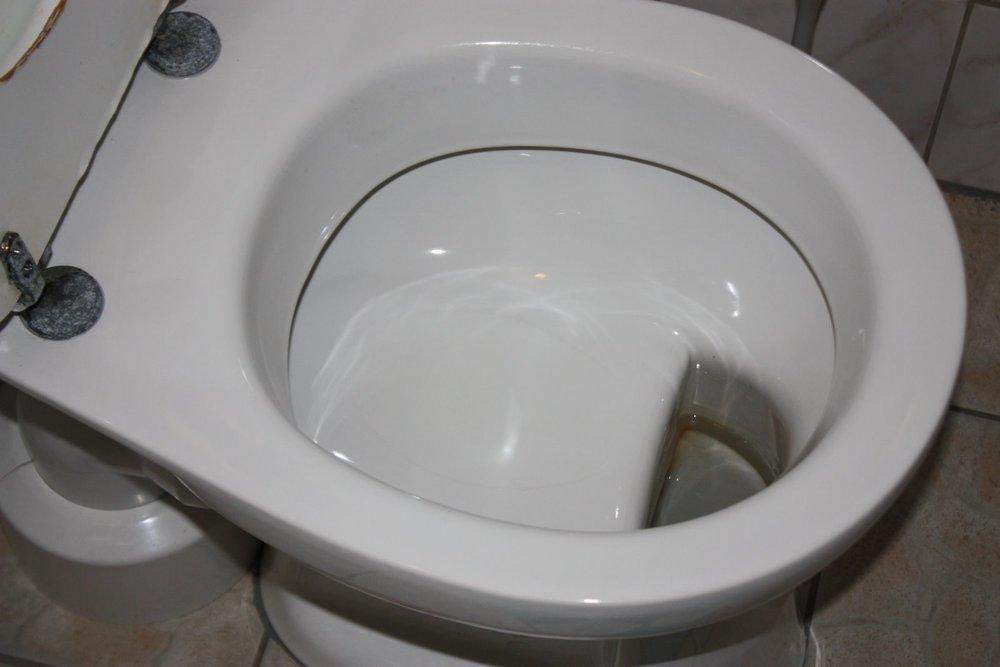 german toilette
