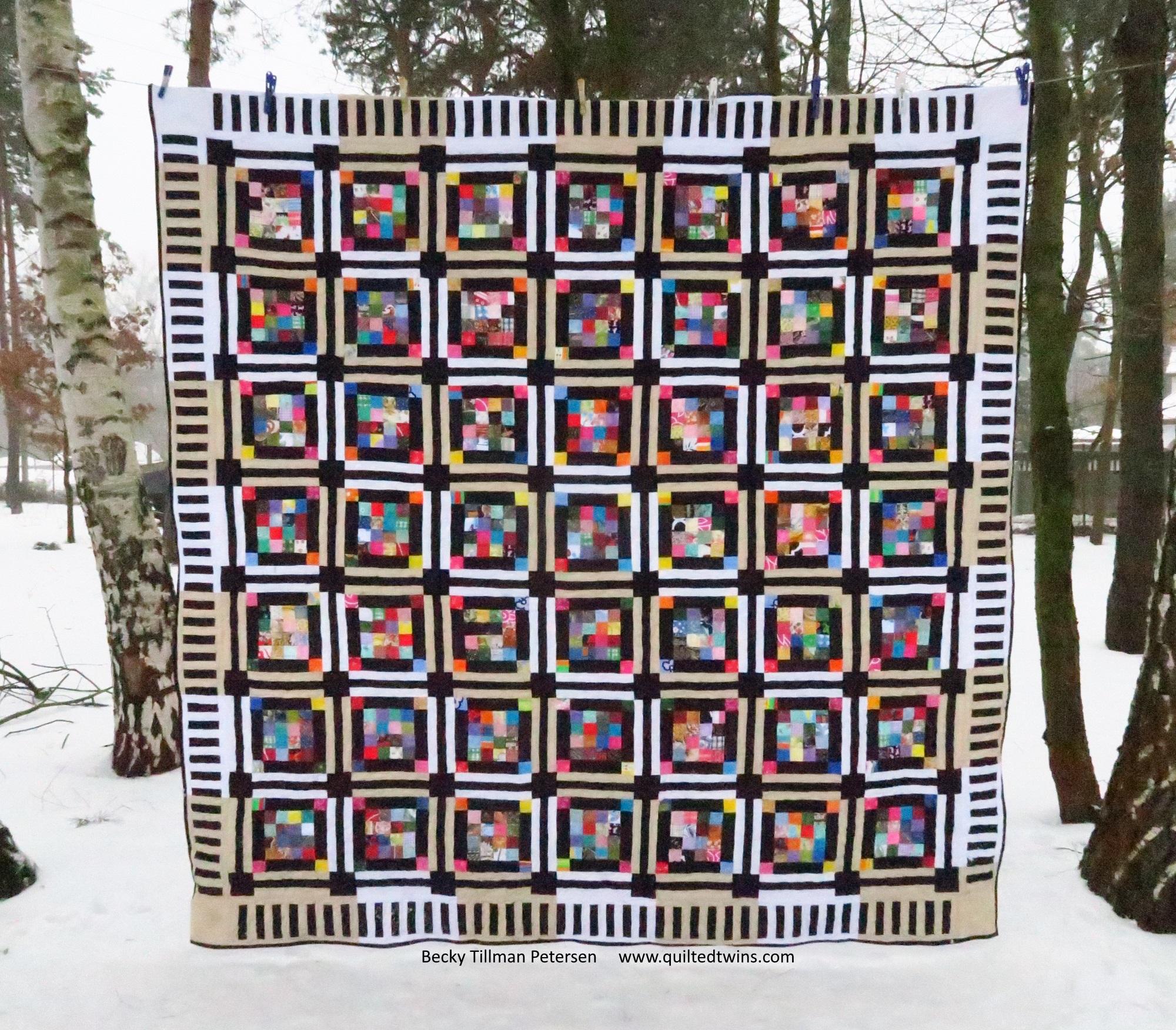 30. Kaleidoscope