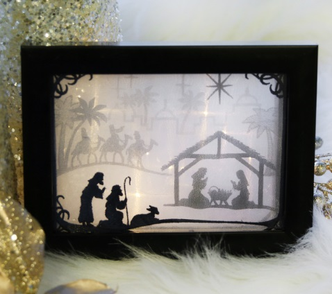 This is an embroidery scene taken from  here  - you can make it!    I trust you have the peace that Christ can give during this Christmas season!